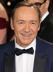 KEVIN SPACEY  Rôle : Sam Rogers