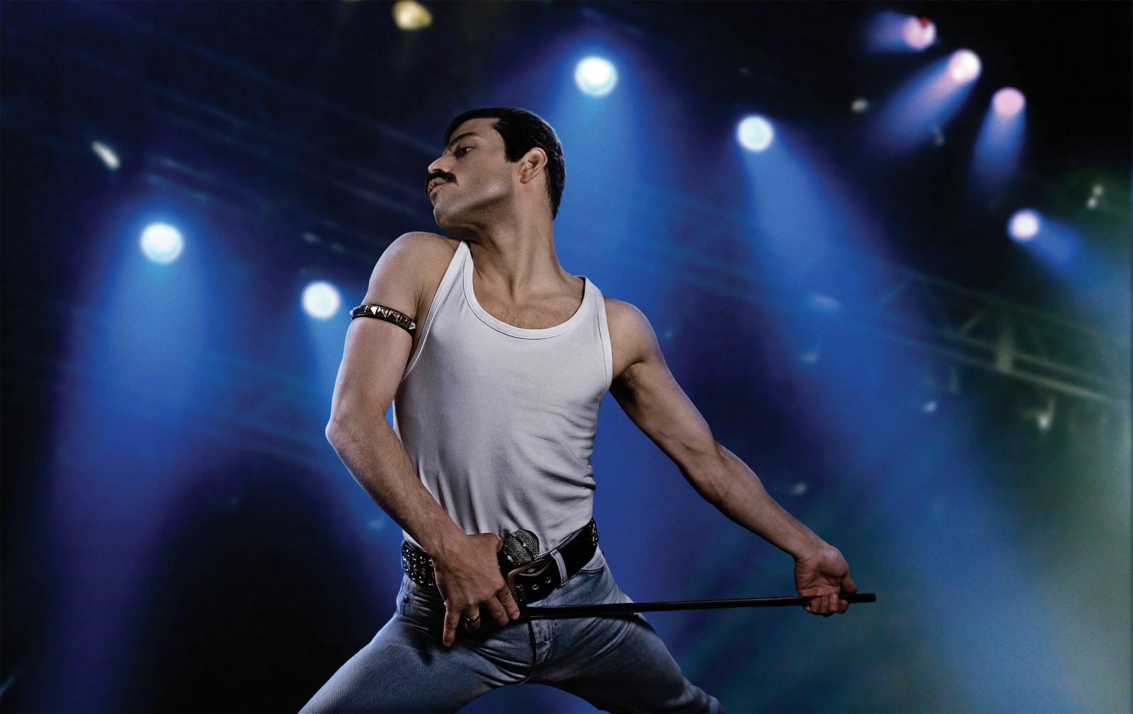 MEILLEUR ACTEUR - DRAME  Bradley Cooper – A Star is Born Willem Dafoe – At Eternity's Gate Lucas Hedges – Boy Erased  Rami Malek – Bohemian Rhapsody  John David Washington – BlackKklansman
