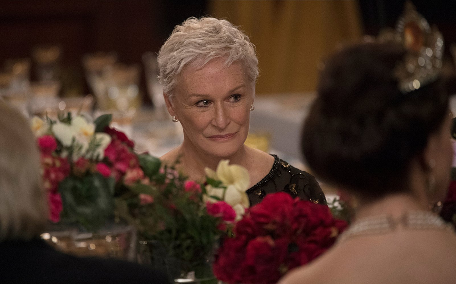 MEILLEURE ACTRICE - DRAME   Glenn Close – The Wife  Lady Gaga – A Star is Born Nicole Kidman – Destroyer Melissa McCarthy – Can You Ever Forgive Me ? Rosamund Pike – A Private War