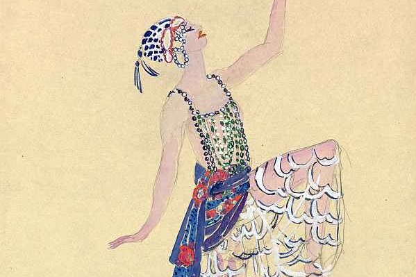 Édouard Bénédictus, le spectacle en couleurs au MAD Paris -