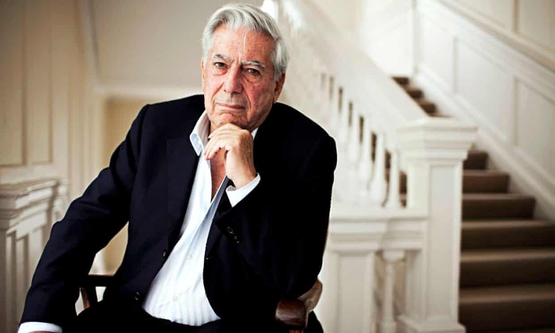 © Mario Vargas Llosa par Felix Clay
