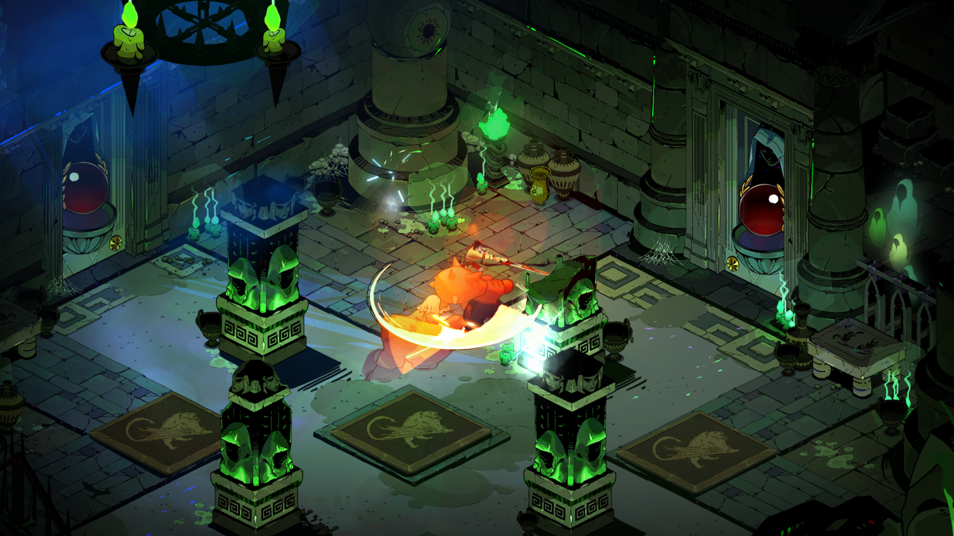 Hades And Its Delicate Use Of Roguelike Elements Julian