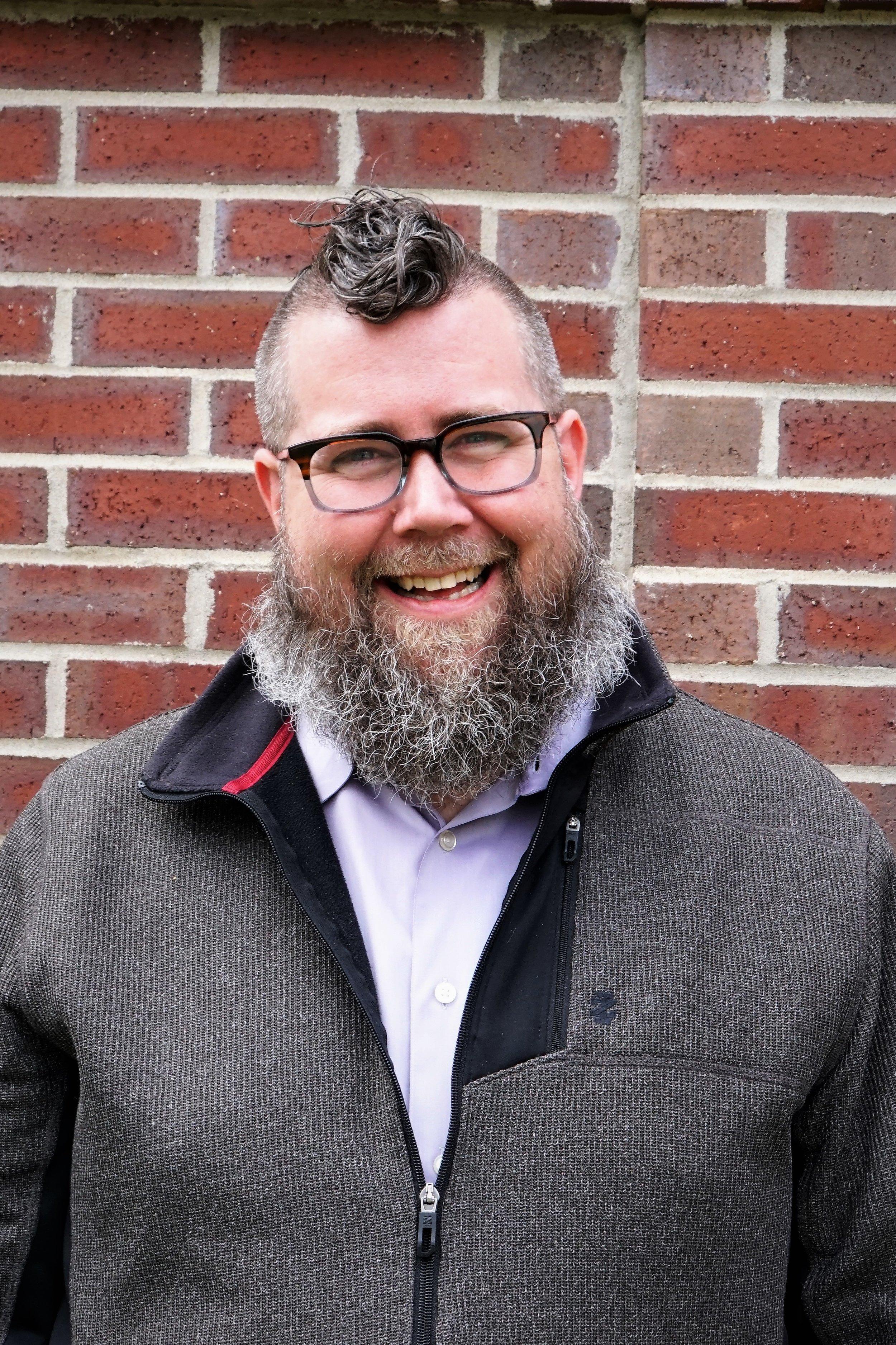 Aaron Eckhardt, Executive Director, BRAVO (Buckeye Region Anti-Violence Organization)