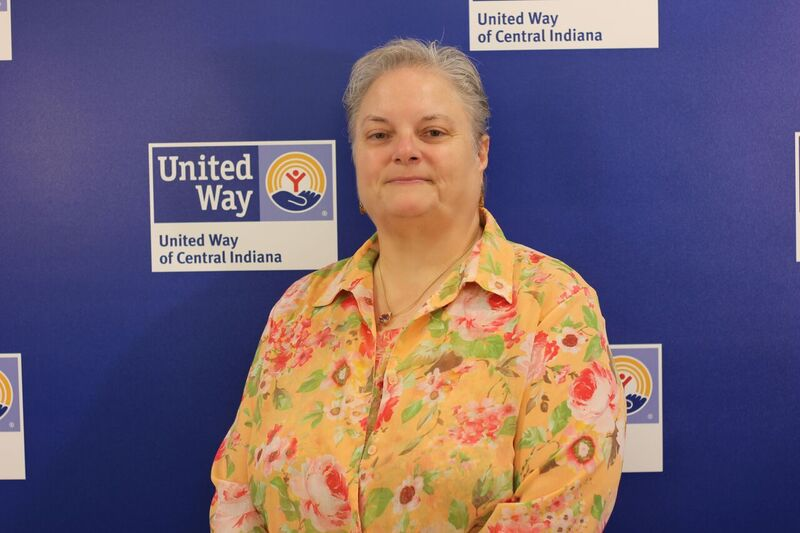Lucia Downton, VP Technology and Operations, United Way of Central Indiana
