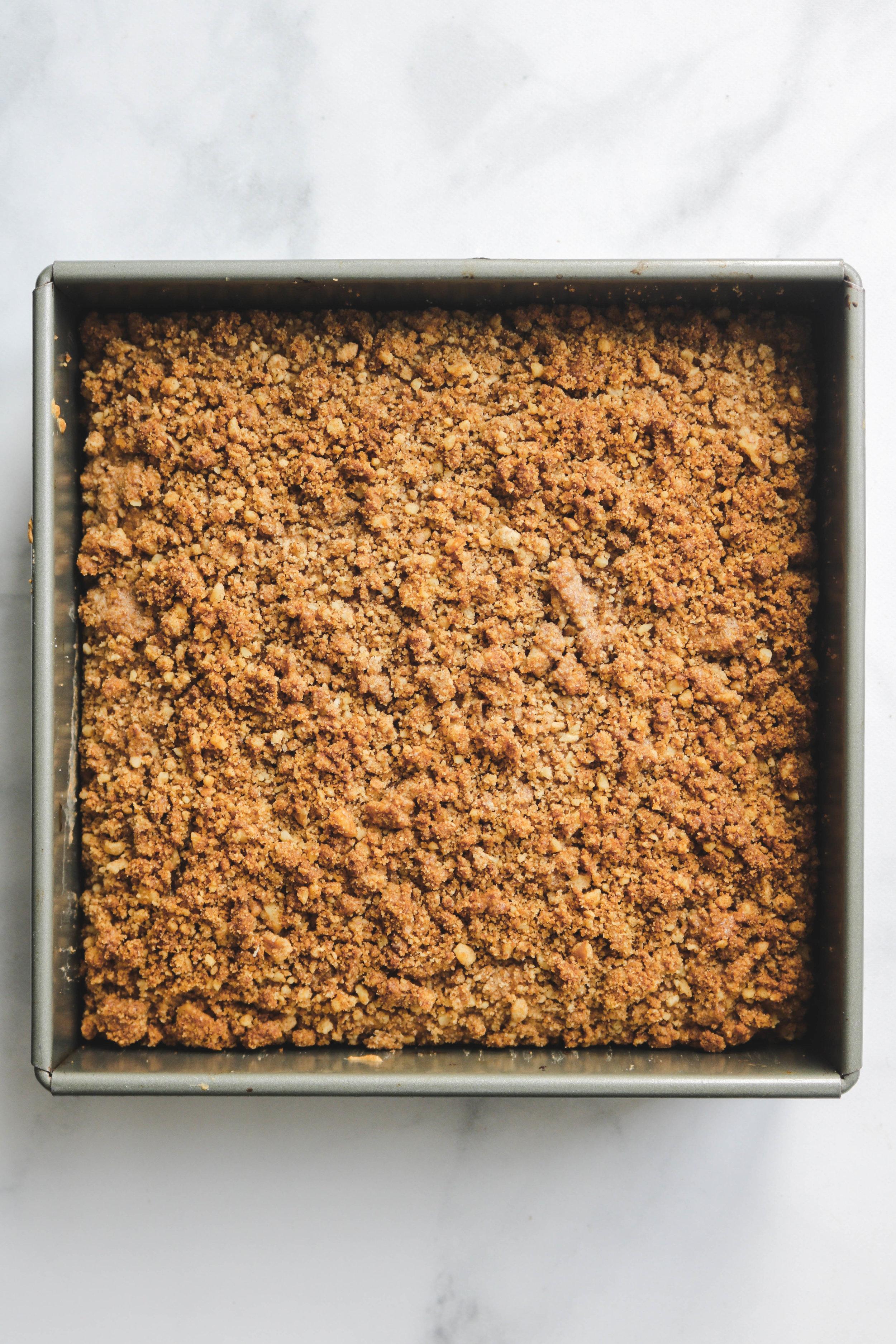 vegan gluten free coffee cake