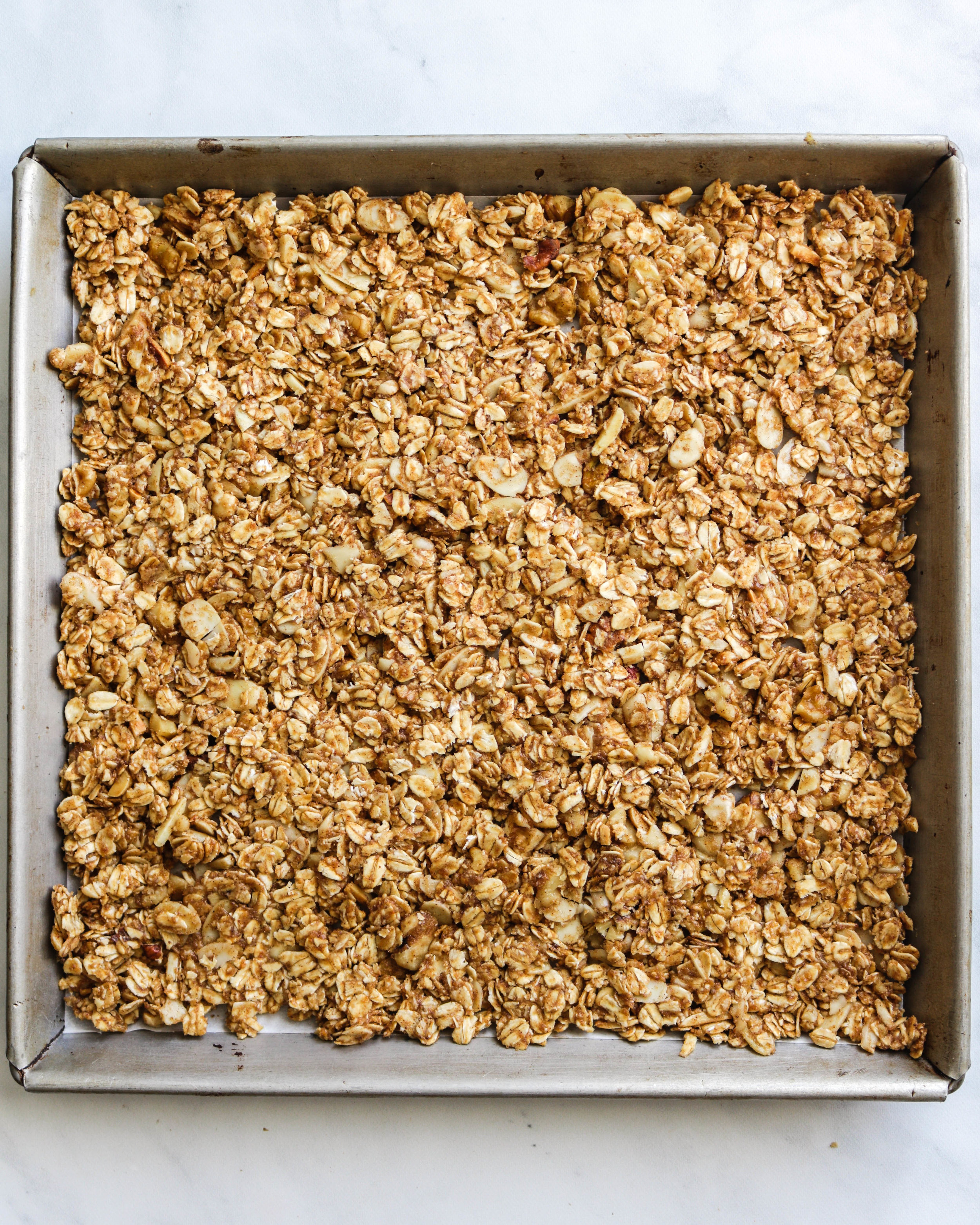 French Toast Granola with Clusters Vegan Gluten Free Oil Free-2.jpg