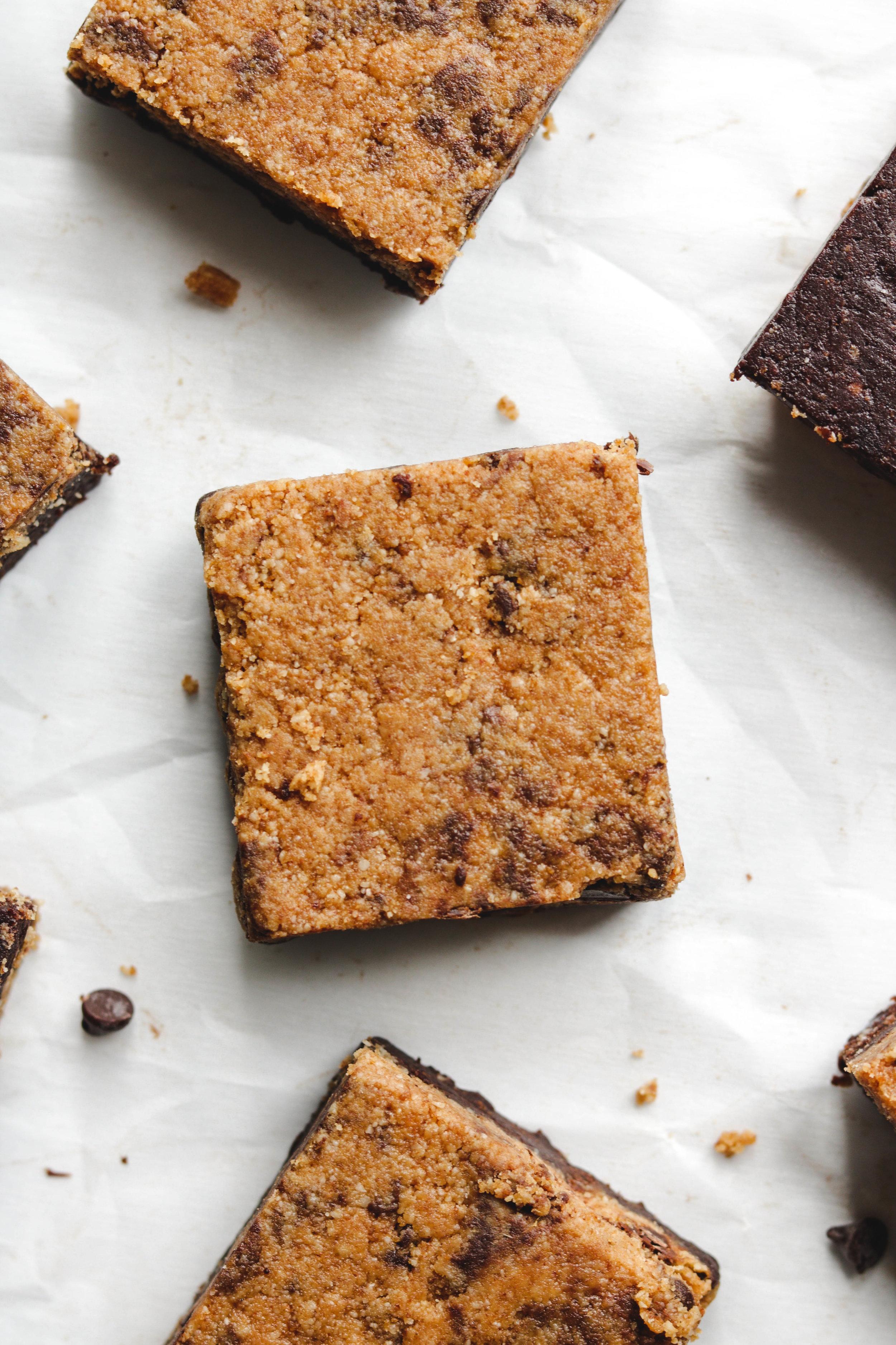 No Bake Cookie Brownies Vegan Gluten Free-4.jpg