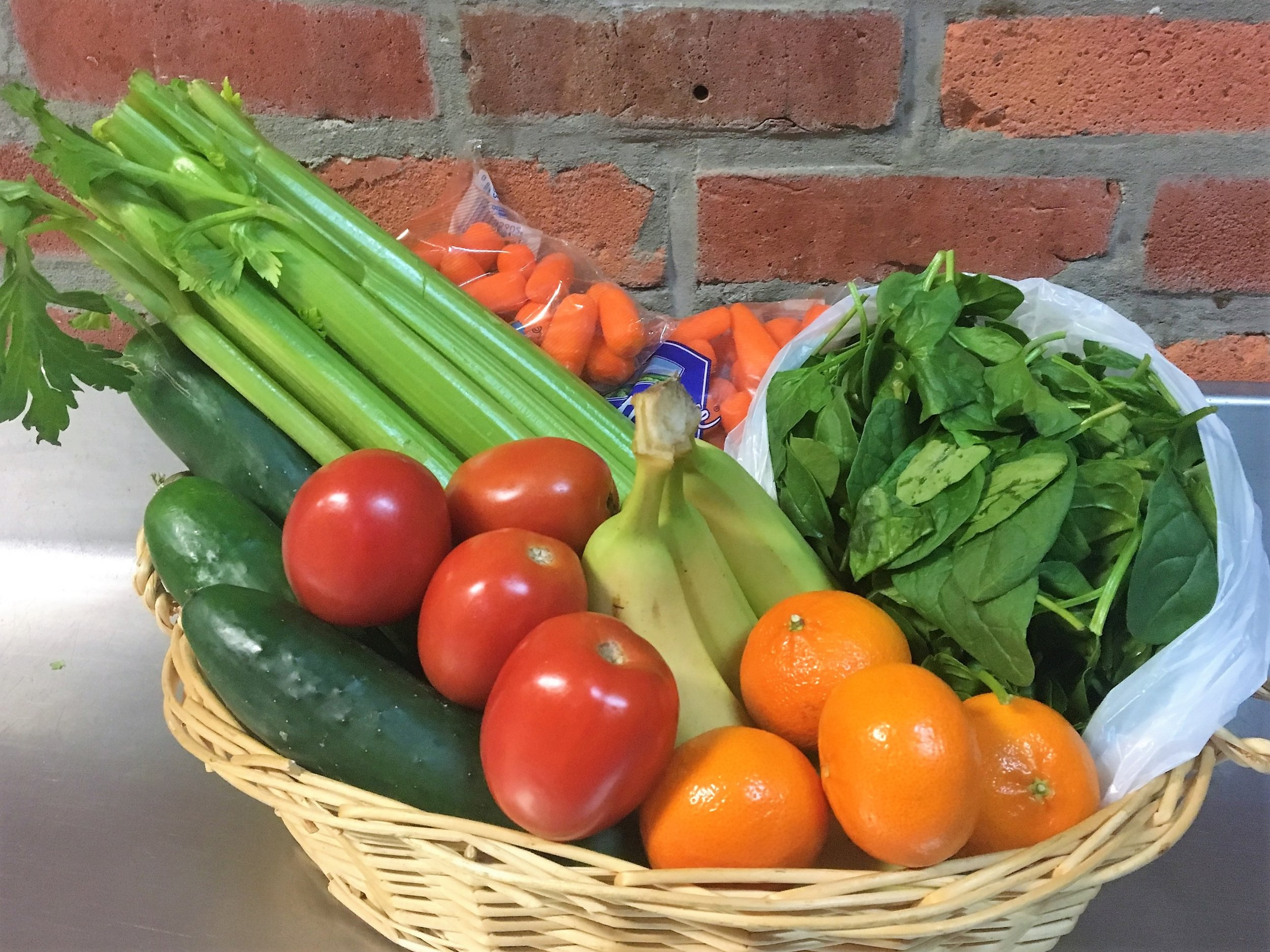 What You Get: - Your weekly bag of food will contain 5-7 delicious varieties of the fruits and veggies in season, all recently harvested and bulk purchased for you. The retail value of each bag aims to be well over $20 each week to maximize your investment.If a CSA share is just too much for you, and you find produce goes to waste, you'll love that a Bushel and a Peck provides just the perfect amount of food for a few meals or snacks so no produce goes unused.