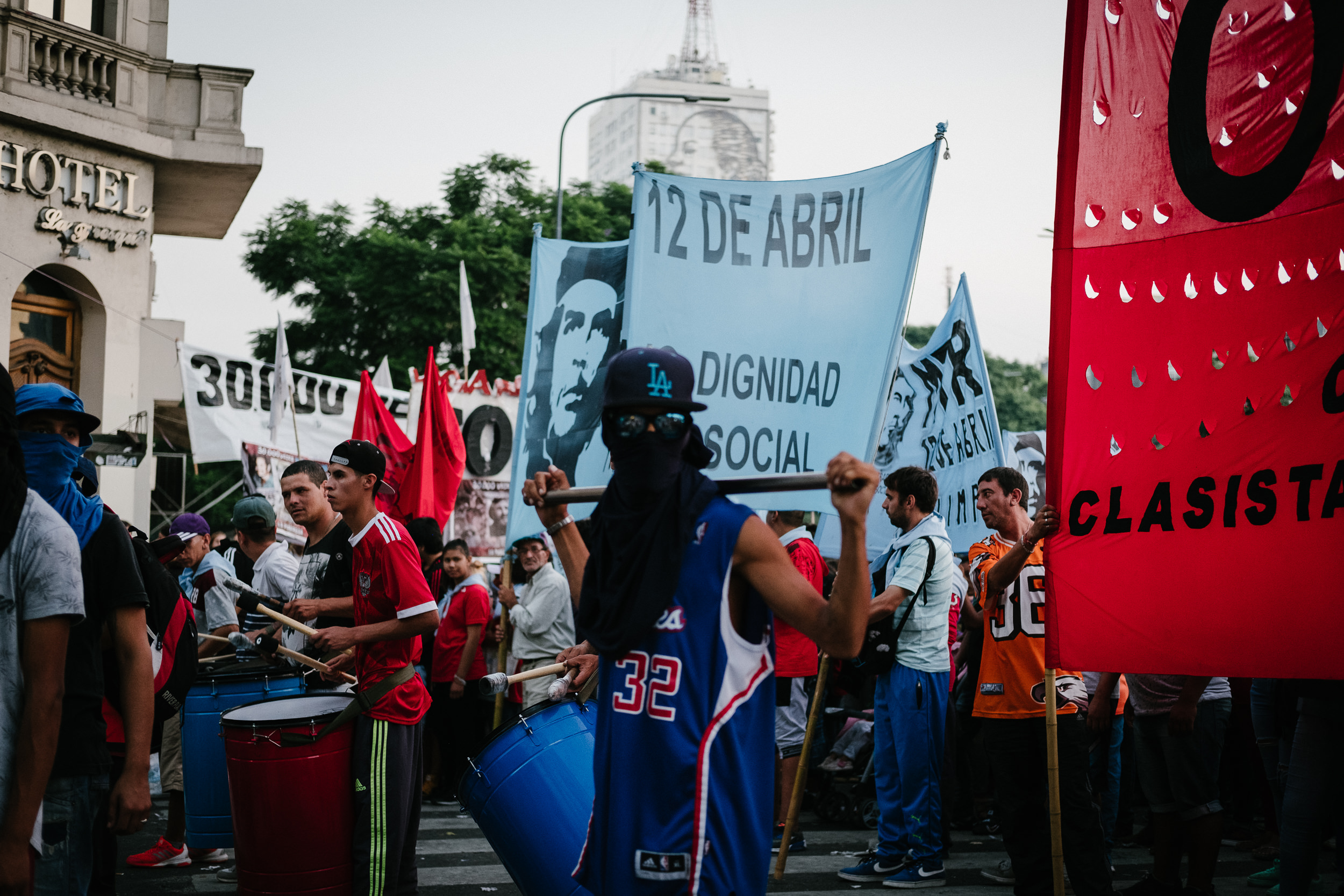 24 de marzo  / Buenos Aires, Argentine.  ©2017 Florian Zellweger