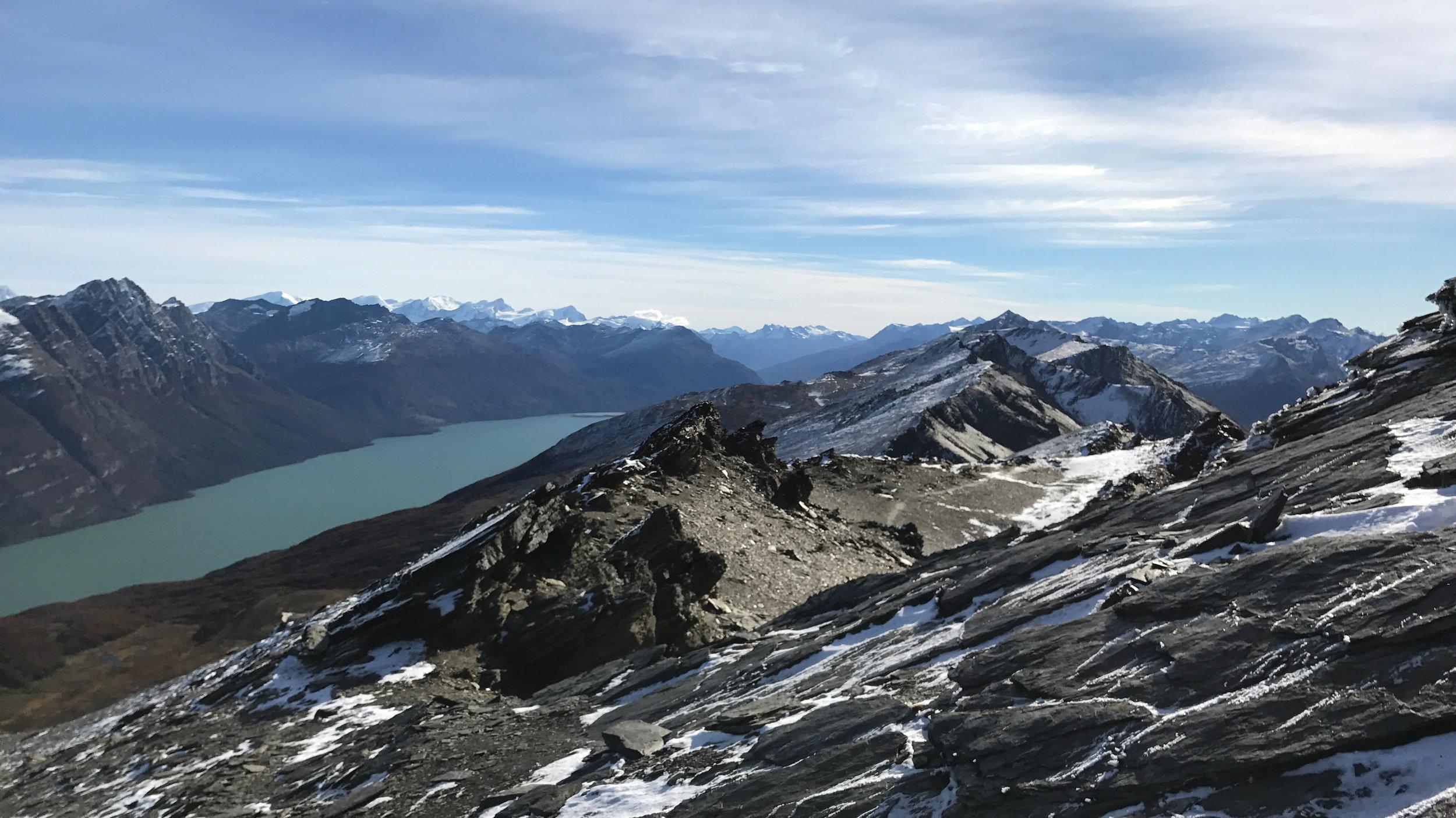 Cerro Guanaco, Parque National Tierra del Fuego  / Ushuaïa, Argentine.  ©2017 Florian Zellweger