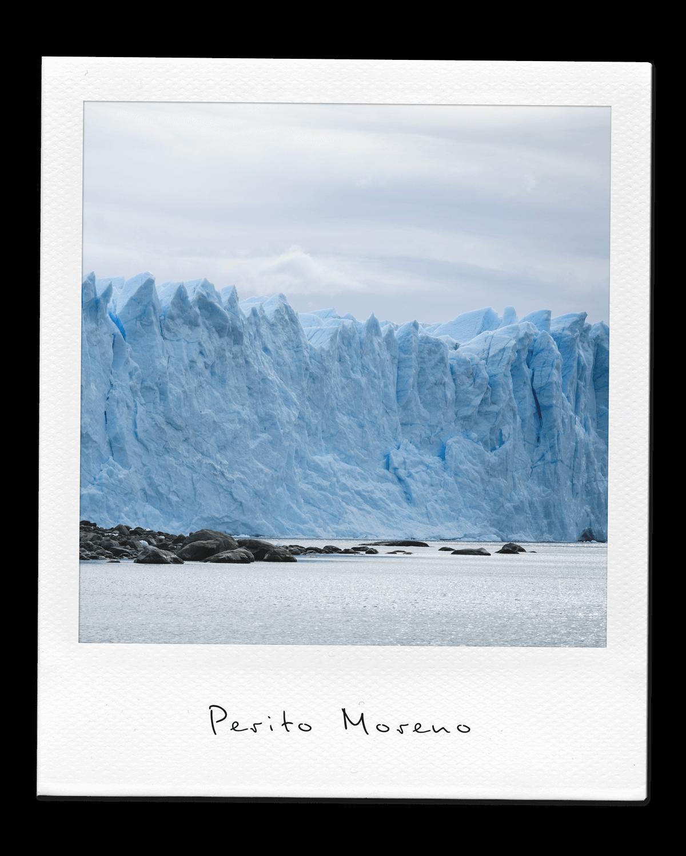 Perito Moreno ( El Calafate )  Argentine - Avril 2017