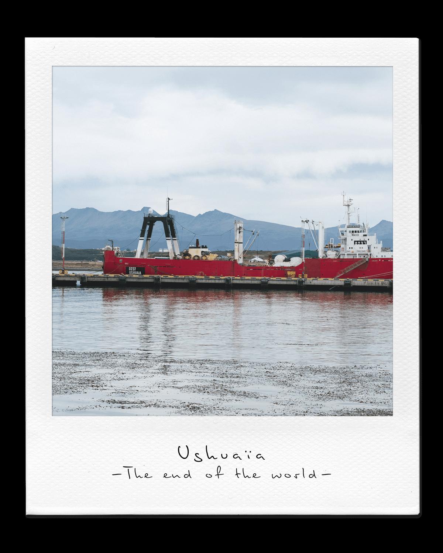 Ushuaïa  Argentine - Avril 2017