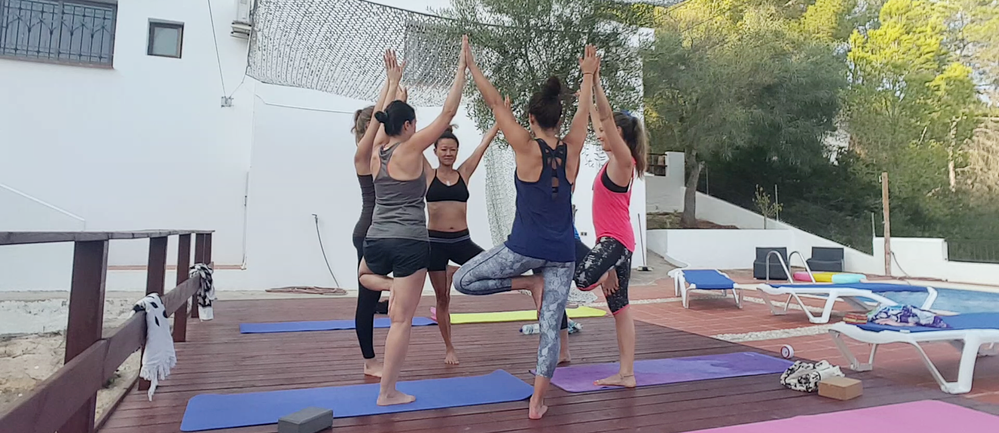 Yoga Chicas Yoga Classes