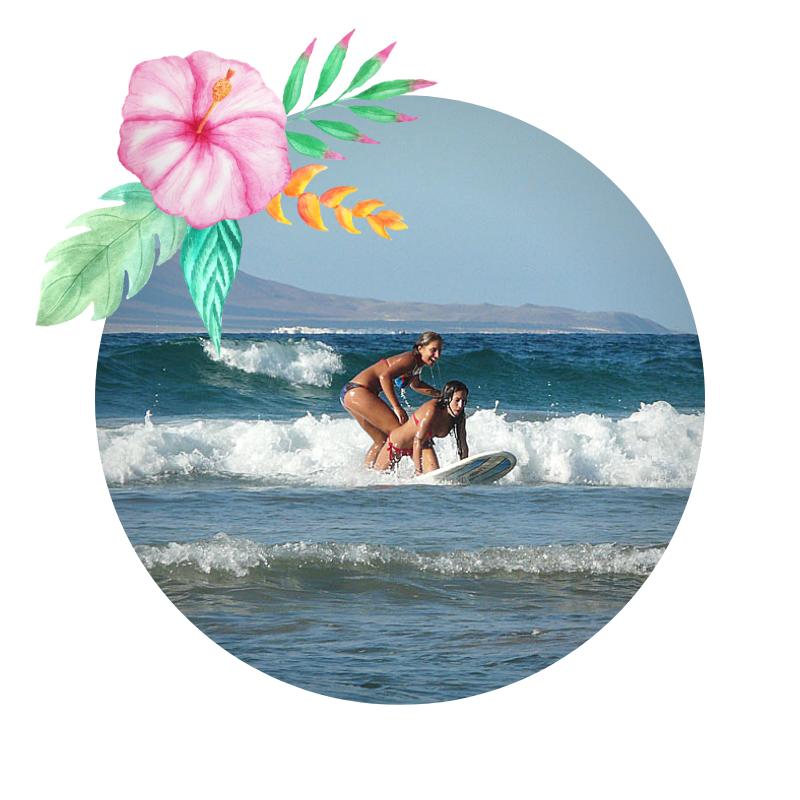Lanzarote Yoga and Surf Retreat