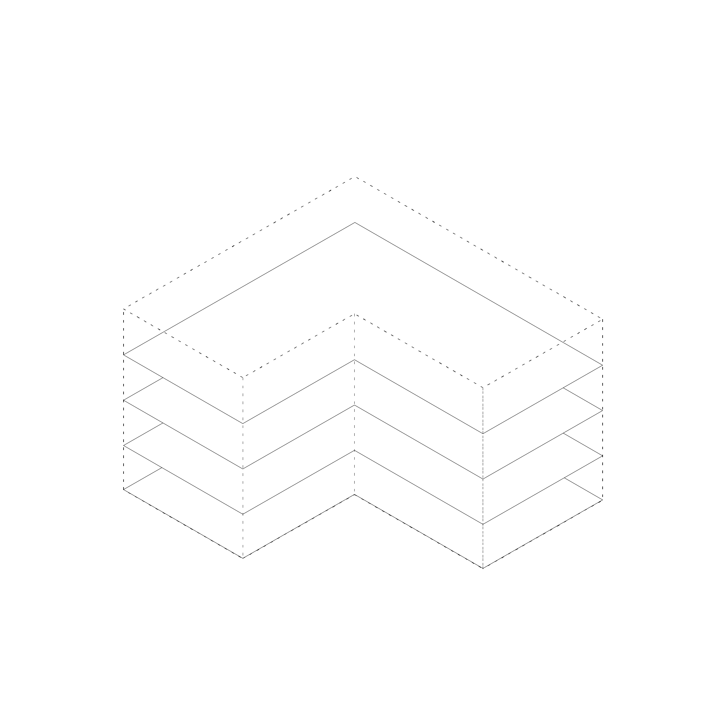 Diagram verdiepingen