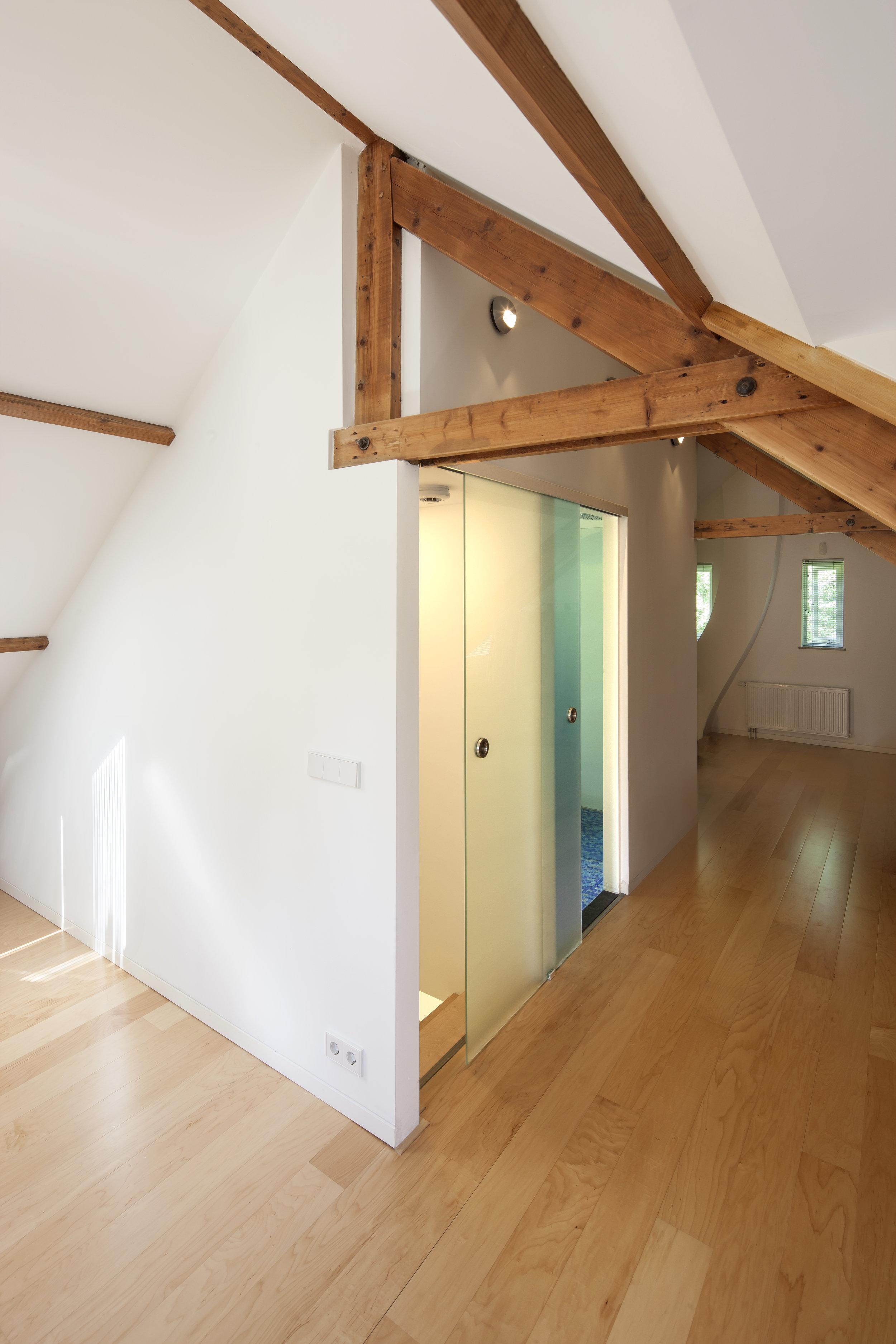 Huis ter Heide renovatie villa verdieping met kap