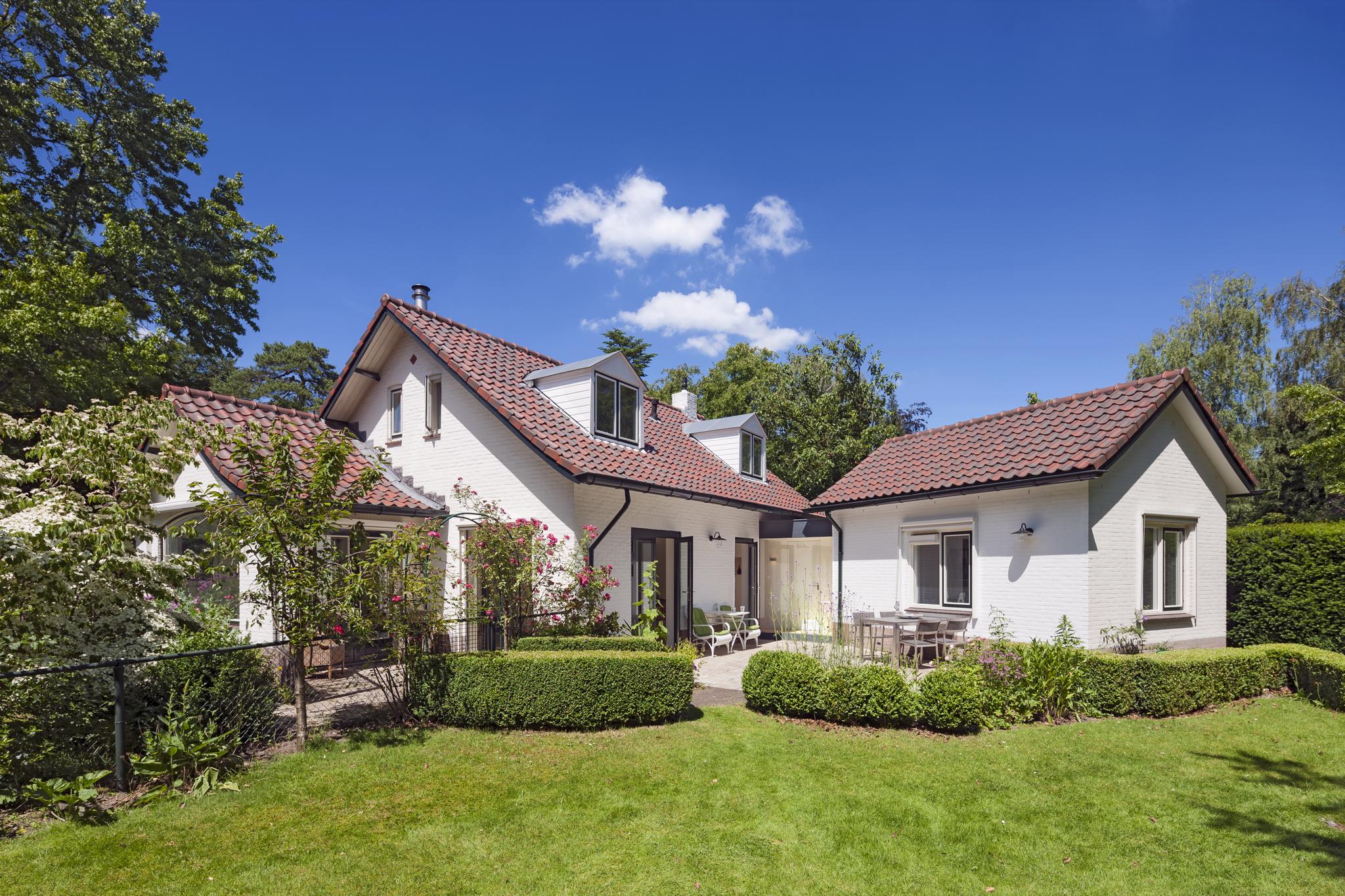 Tuinzijde woning Huis ter Heide