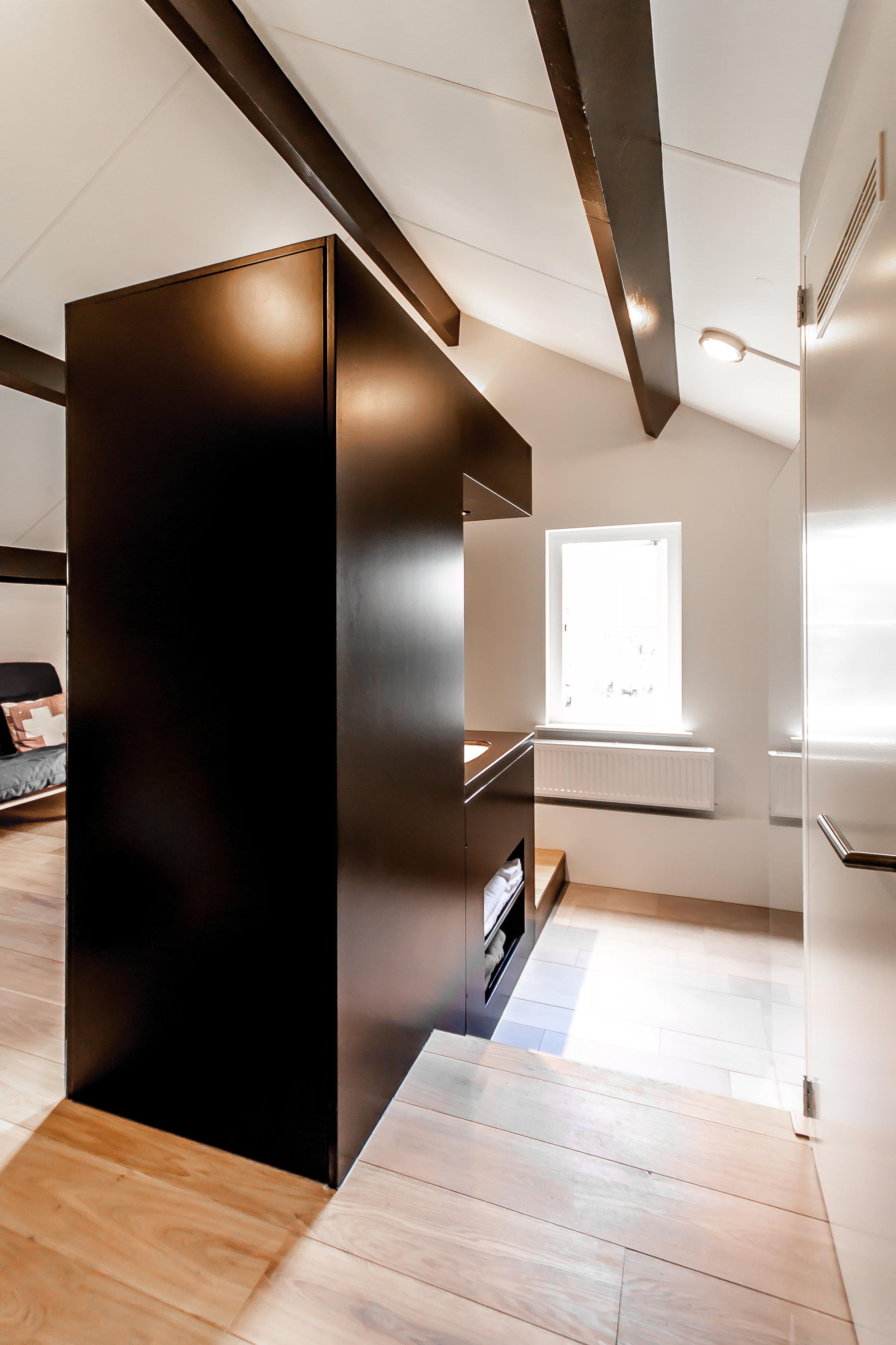 Interieur badkamer meubel