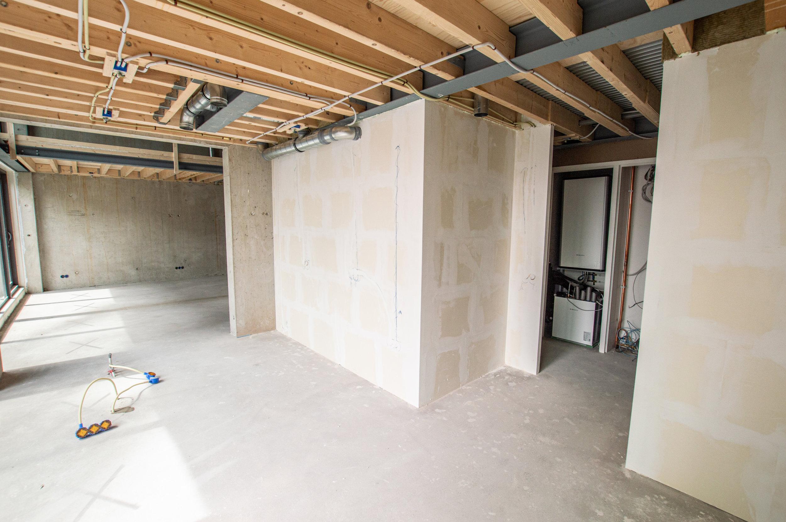 keukenblok open ruimte
