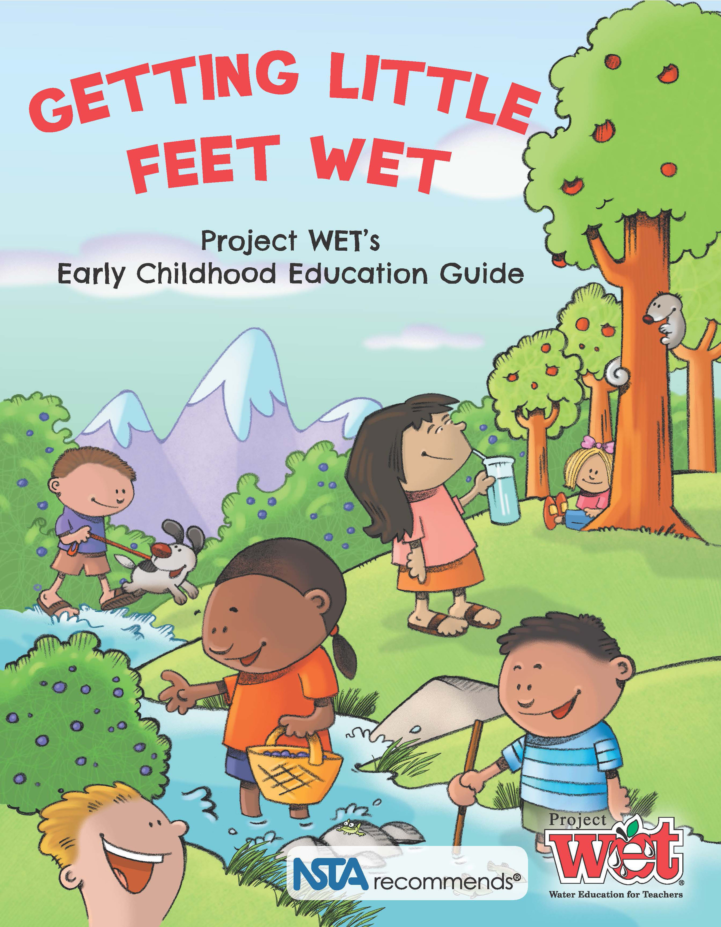 Getting Little Feet Wet - Grades: Pre-K through 2ndGetting Little Feet Wet can be partnered with the full Project WET curriculum and activity guide or used as a stand-alone resource. Every activity is hands-on and geared for younger audiences in grade levels Pre-K through 2nd. A 3 hour CPE investment is required to receive this Project WET resource. Contact Stephanie Keith for more details.(Image Credit: Project WET Foundation)See what NSTA has to say…