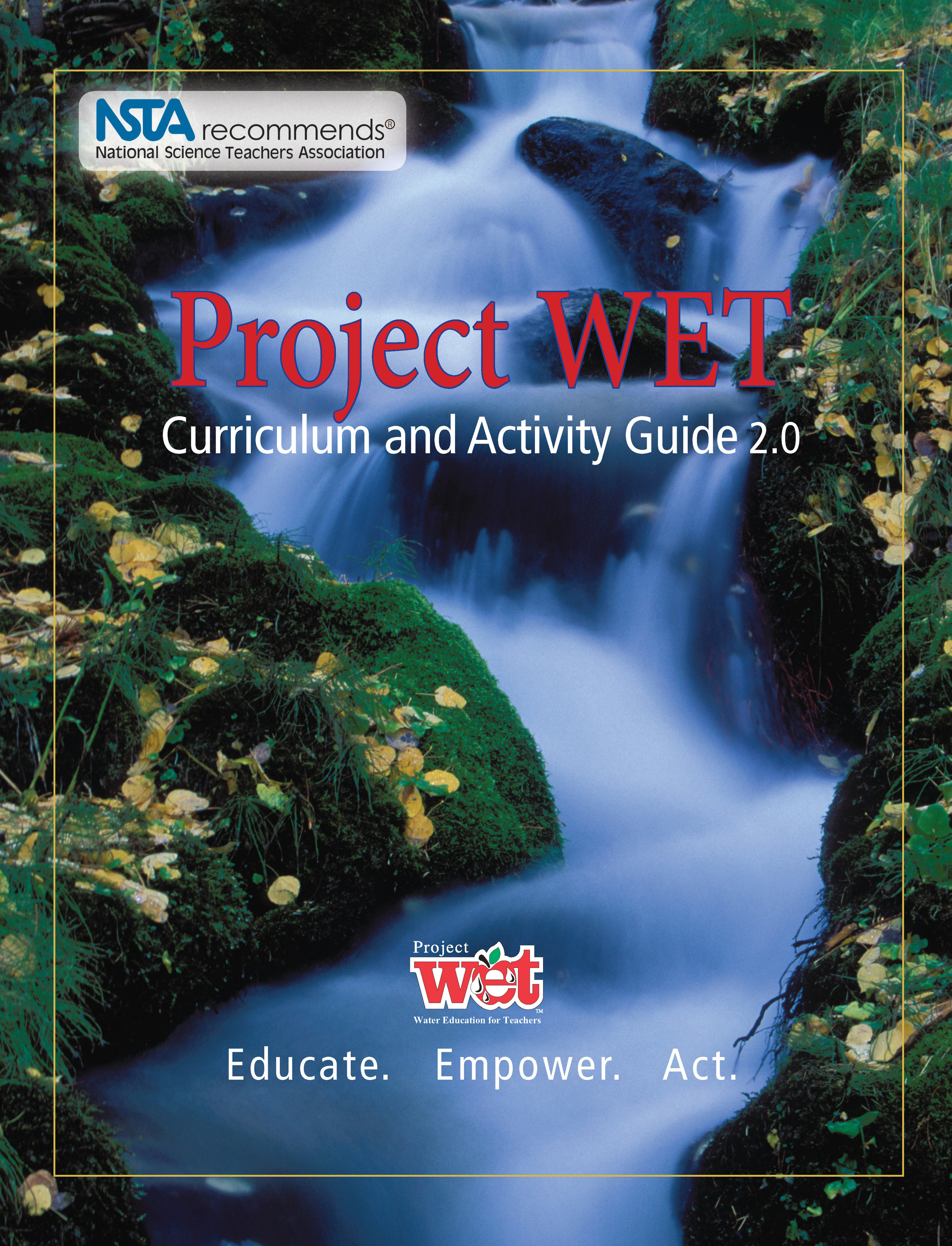 Project WET - Grades K-12The Project WET Foundation offers a multitude of action-education resources that not only educate students about water, but empowers the learner by providing opportunities to develop skills through teamwork, decision making, and problem solving. The activity guide is correlated to K-12 standards, Next Generation Science Standards, Texas Essential Knowledge and Skills, and STEM Education Coalition objectives. A 6 hour CPE investment is required to receive the guide and access to all Project WET resources.Workshops are a comprehensive overview of the Project WET Foundation and hands-on exploration of the Guide 2.0. Attendees will receive full access to all resources and learn ways to implement the cross-curricular activities in their classrooms. Please contact Stephanie Keith for more details!www.projectwet.org*Educators will receive TEA recognized CPE credit for the total 6 hours.