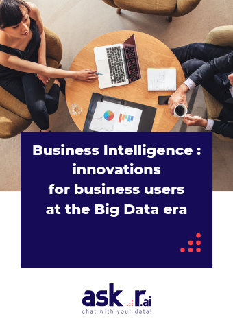 White paper Business Intelligence innovations