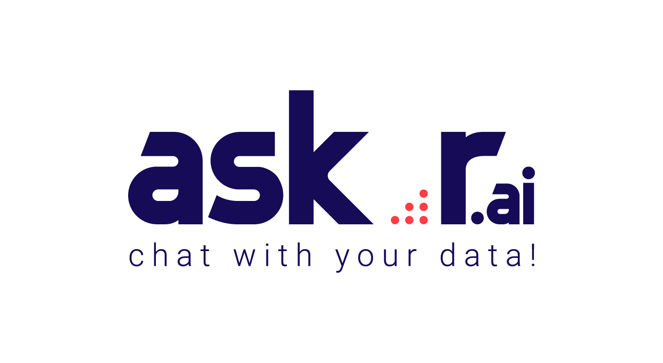 logo data assistant askR.ai
