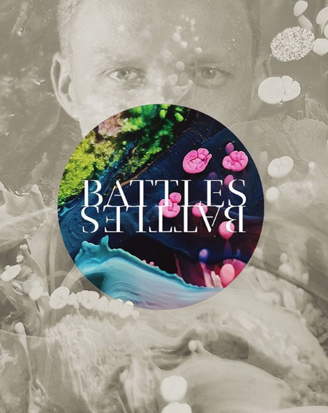 """Chad Schoonmaker's solo show """"Battles"""" will be on view at The Parlor on Friday, November 2, 2018. Click  HERE  for info."""