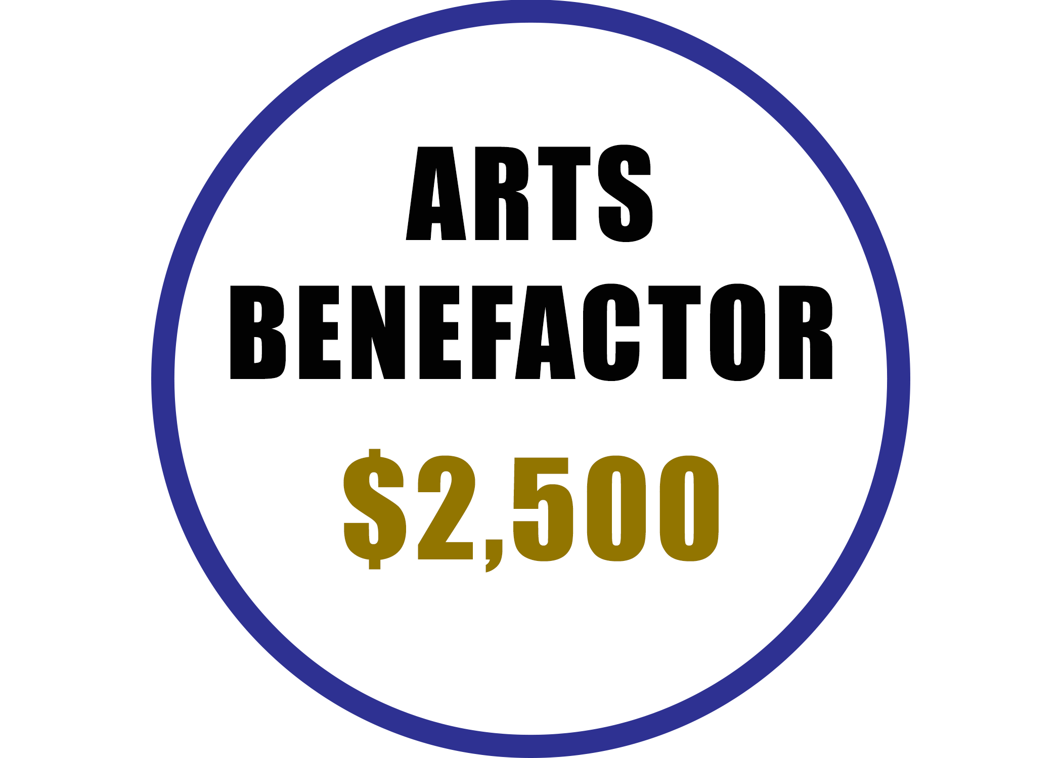Arts Benefactor benefits include:  -Recognition on the Arts Council website  -Voting rights at the Annual Meeting -20% discount on Artsplosion! Camps for kids -4 VIP passes at Ebb & Flow Festival -40% discounted rental at Arts Council venues -Advance ticket purchase opportunity for River City Jazz Master Series -VIP access to River City Jazz Masters concerts -Priority invitation to Art Routes trips