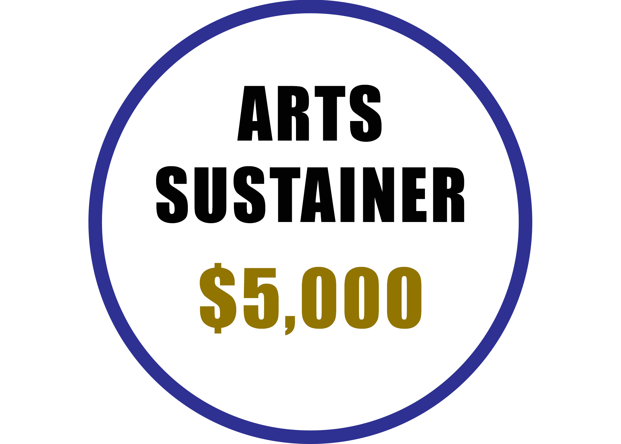 Arts Sustainer benefits include:  -Recognition on the Arts Council website  -Voting rights at the Annual Meeting -20% discount on Artsplosion! Camps for kids -4 VIP passes at Ebb & Flow Festival -40% discounted rental at Arts Council venues -Advance ticket purchase opportunity for River City Jazz Master Series -VIP access to River City Jazz Masters concerts -Priority invitation to Art Routes trips -Customized VIP benefits