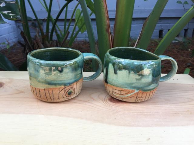 """Mary Trigg, """"Big Brown Bat Ceramics"""", MEd - LA certified K-12 art teacher, Ceramics/Printmaking   www.bigbrownbatceramics.com"""