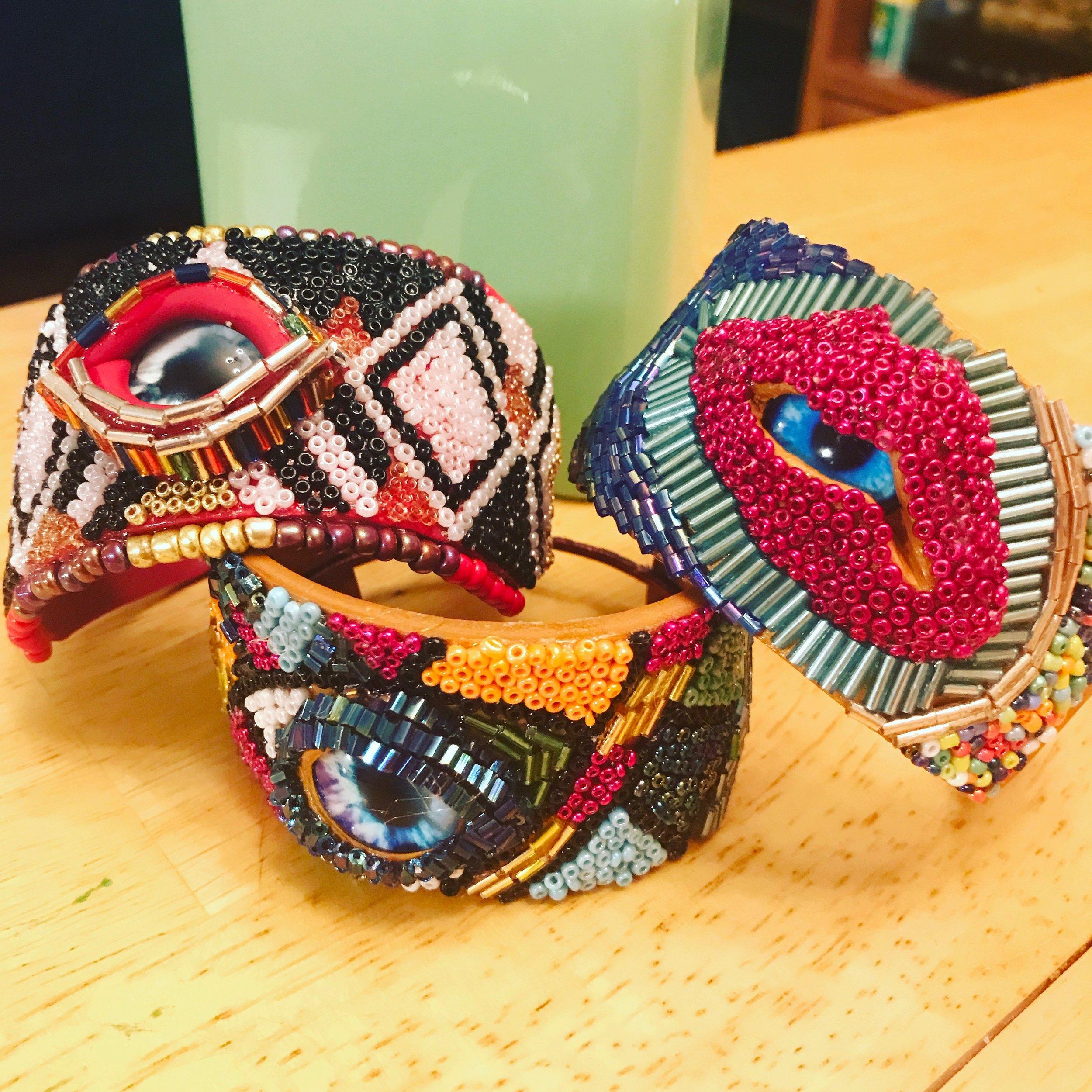 "Morgan Udoh, ""Okoye Couture"" Jewelry Designer   https://etcbr.store"
