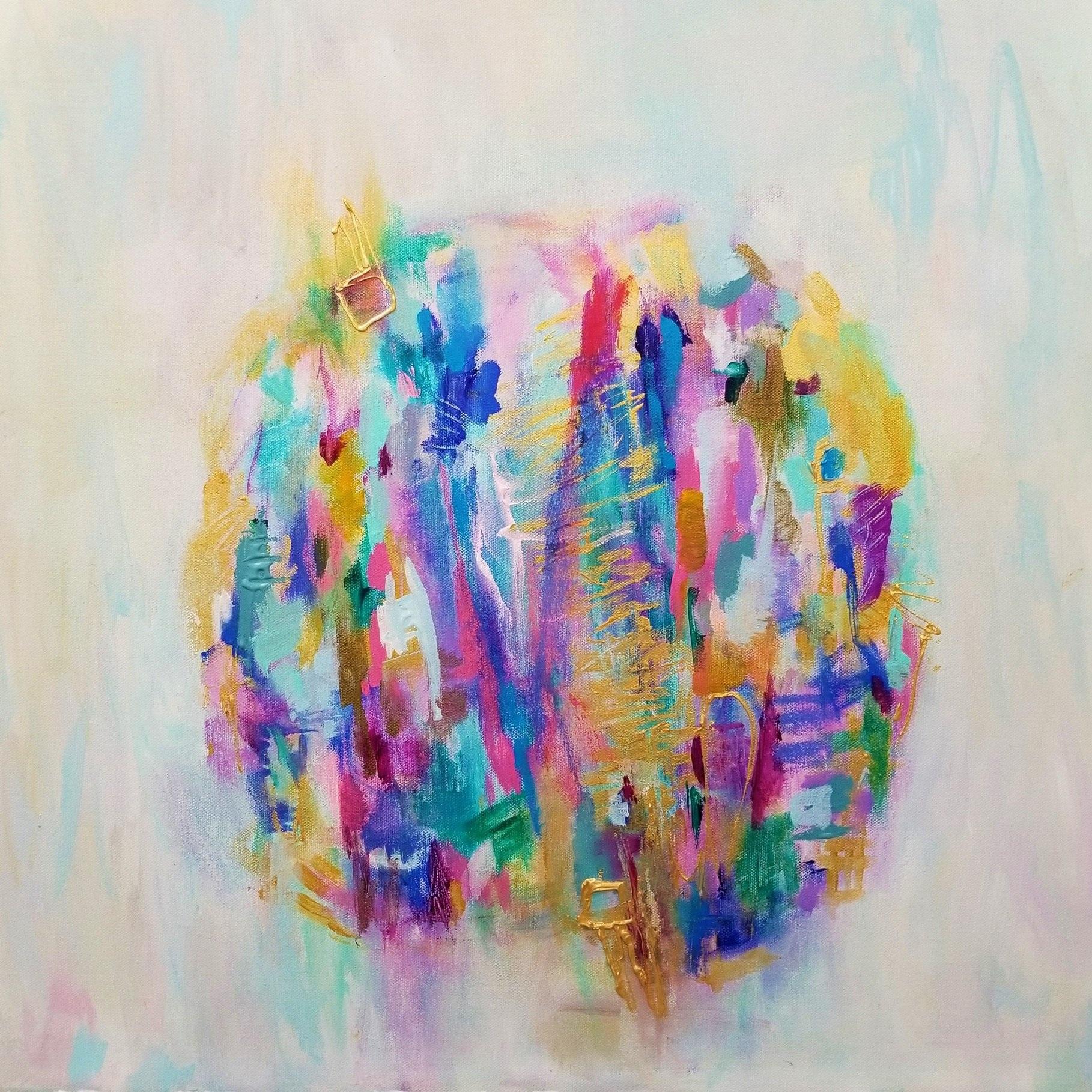 "Sharon Furrate Bailey ""Woodland Art Studio"" Painter  www.sharonfbailey.com"