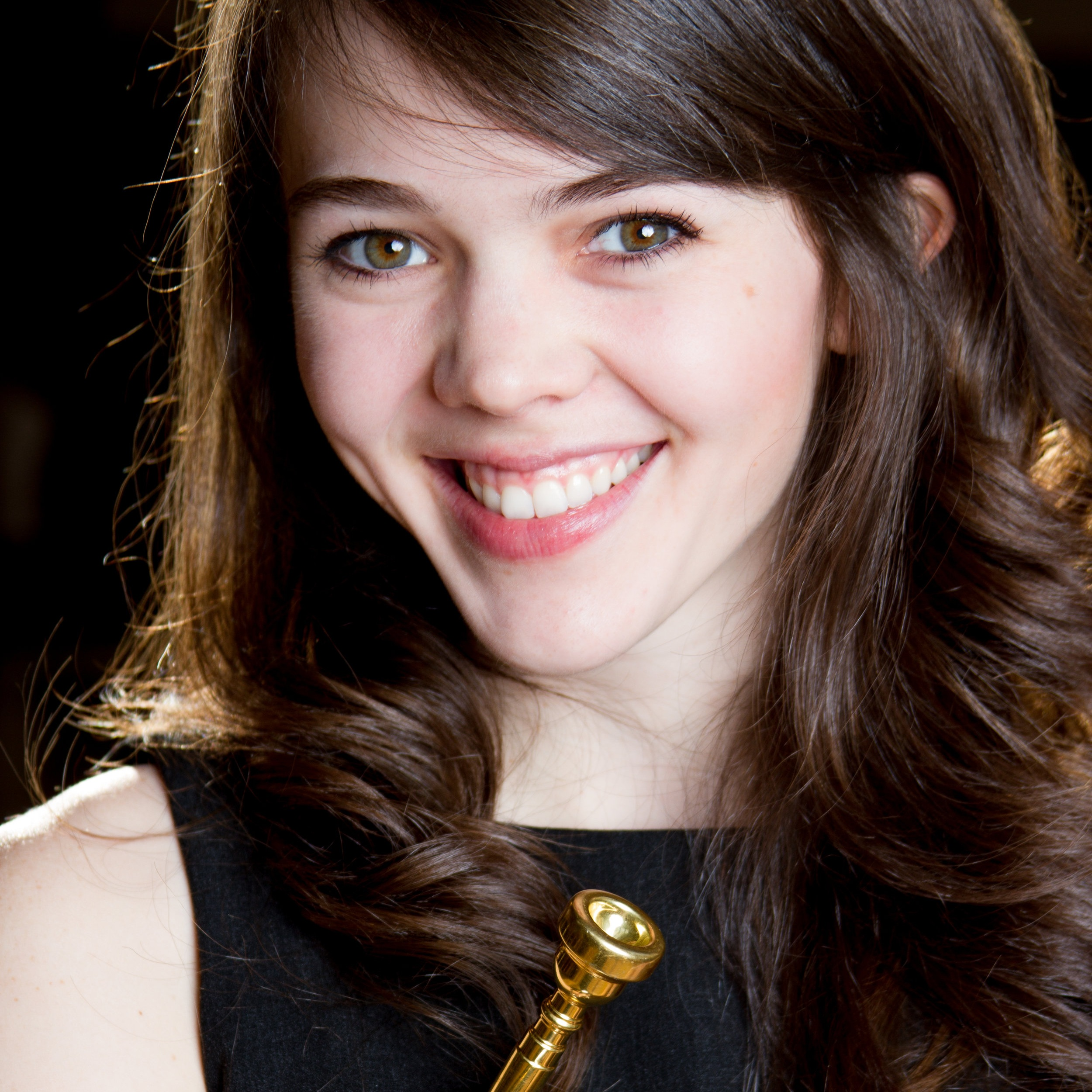 Jena Vangjel, MM Trumpet Performance from The Colburn School. Founder of  Community of Note.