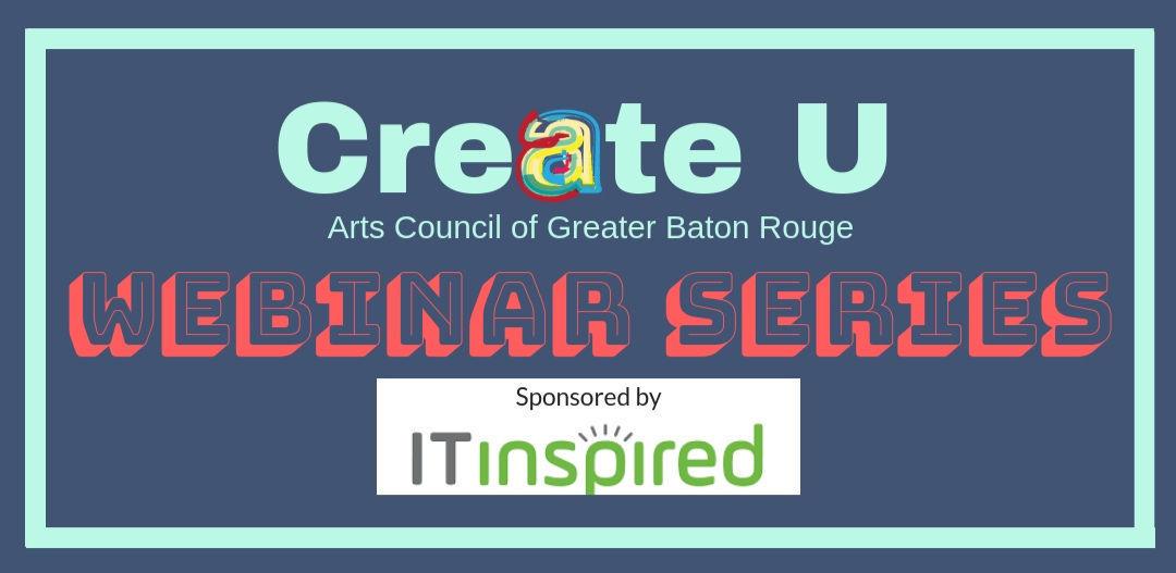 Create U Index — Arts Council of Greater Baton Rouge