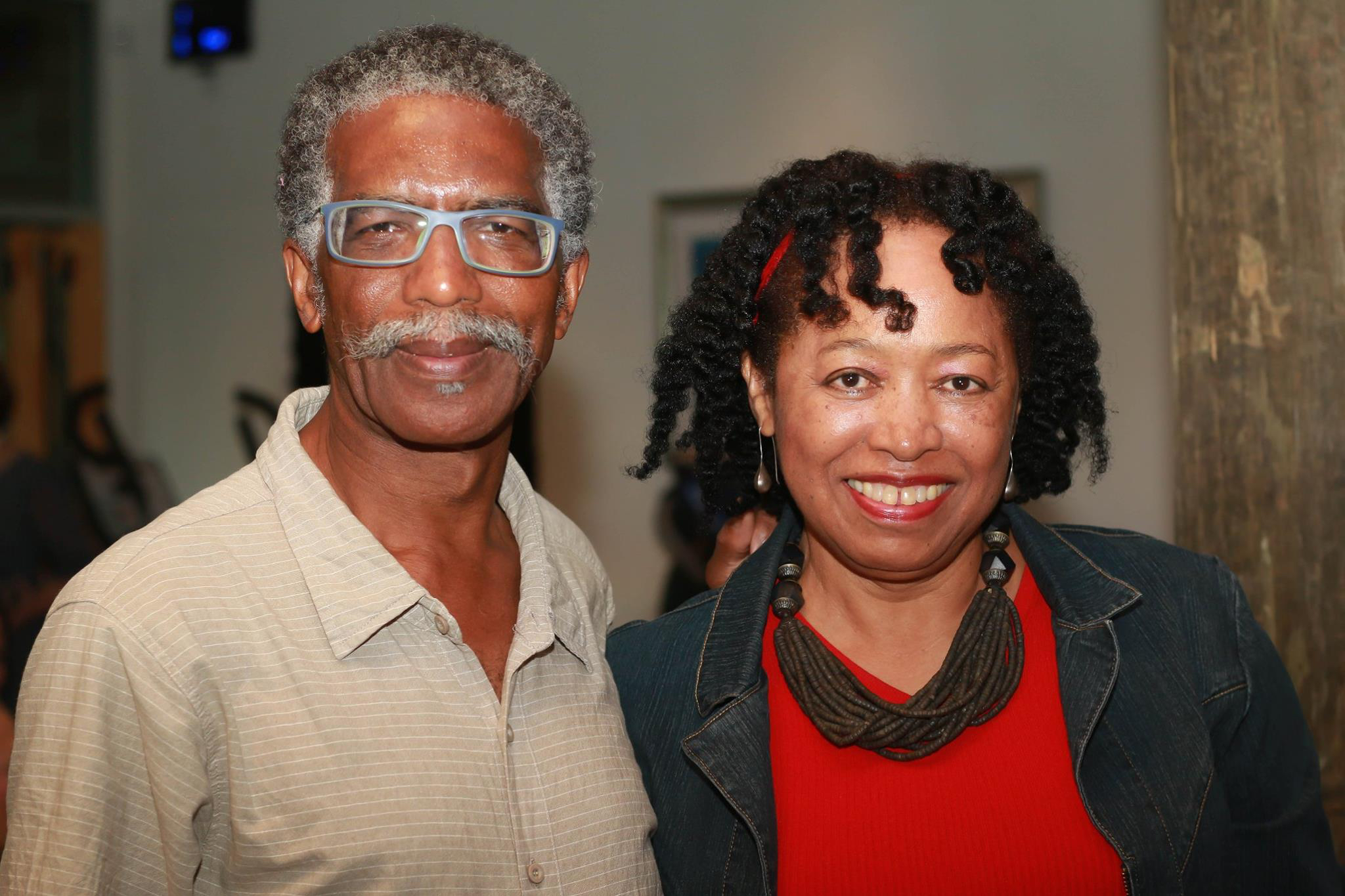 Past Recipients: Randell Henry and Malaika Favorite