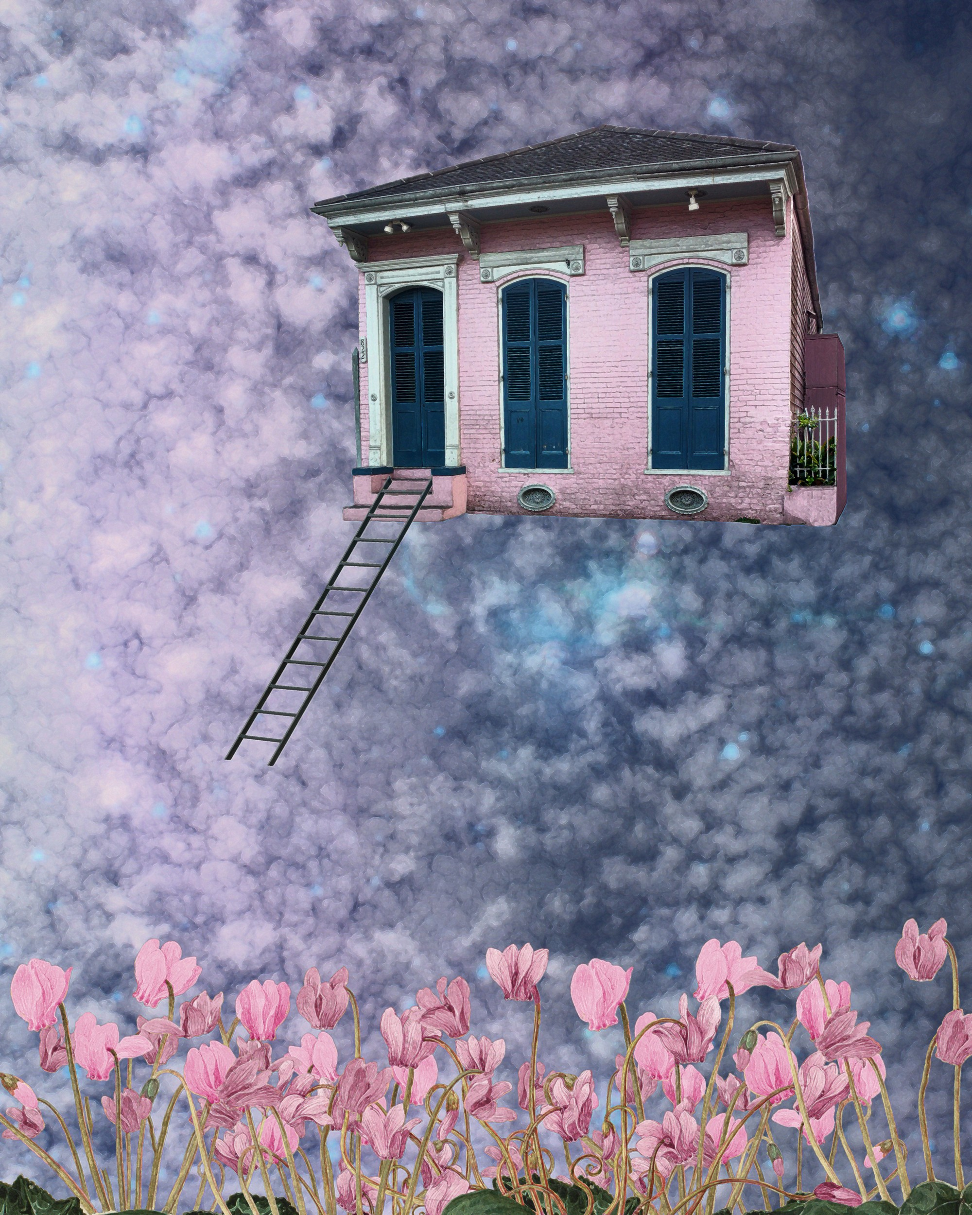Dream Cottage by Loveday Funck