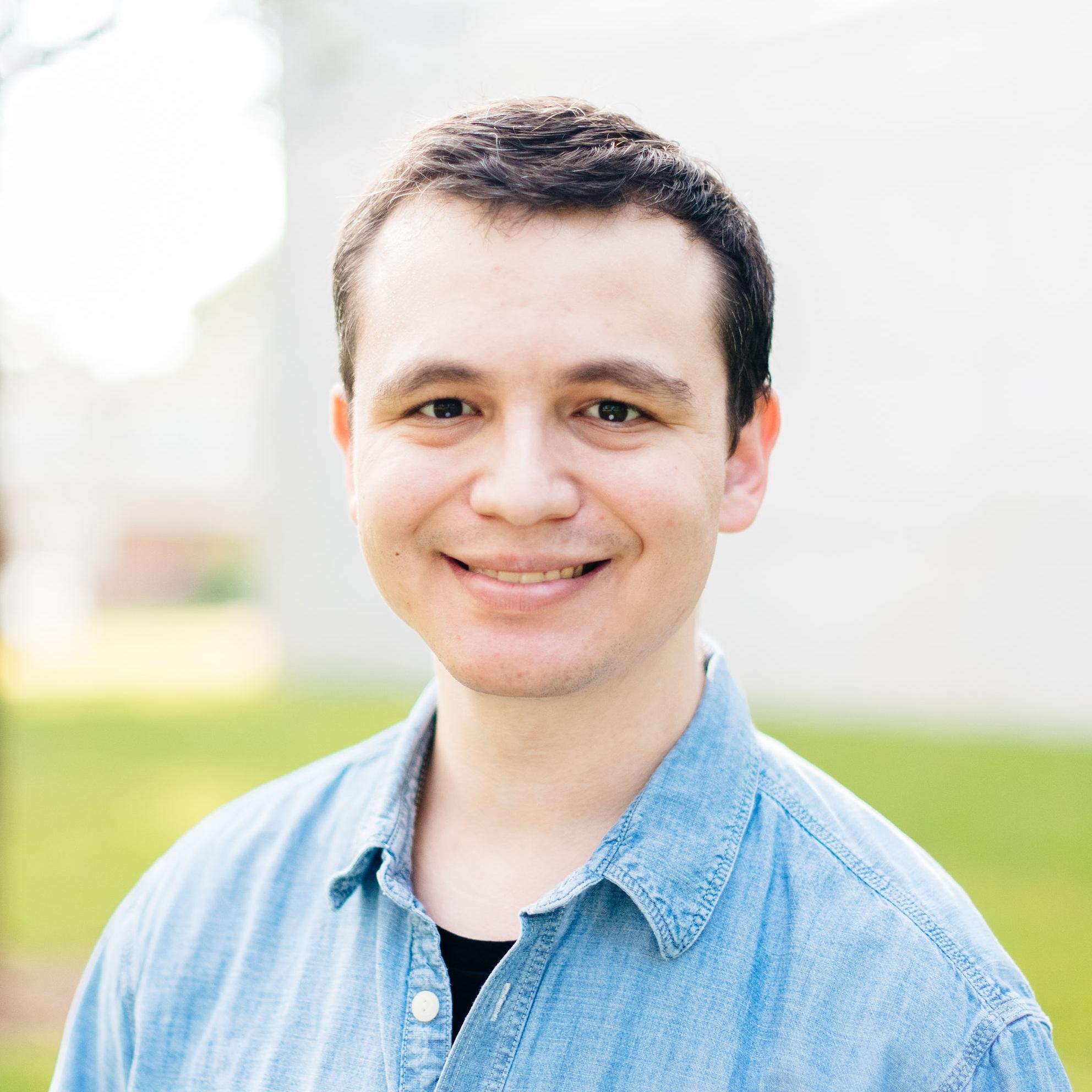 Staff   Intern   Nate Hausmann