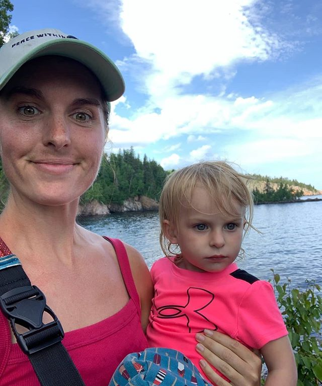Adventuring on the North Shore!! Cheers to memories made.  #tettegouchestatepark #savannahportagestatepark  #adventuring #exploremn #familyadventure