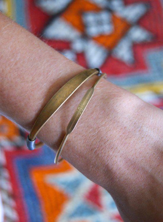 Click to shop:  Murray Cuff ,  Brasswire cuff