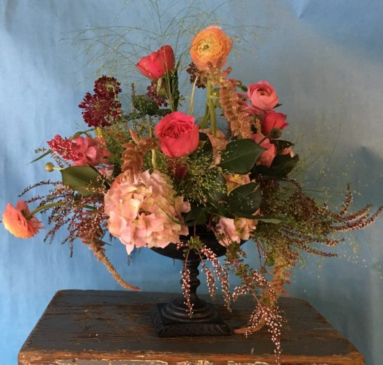 Flowers by  Wildflower Designs by Sybil Sylvester
