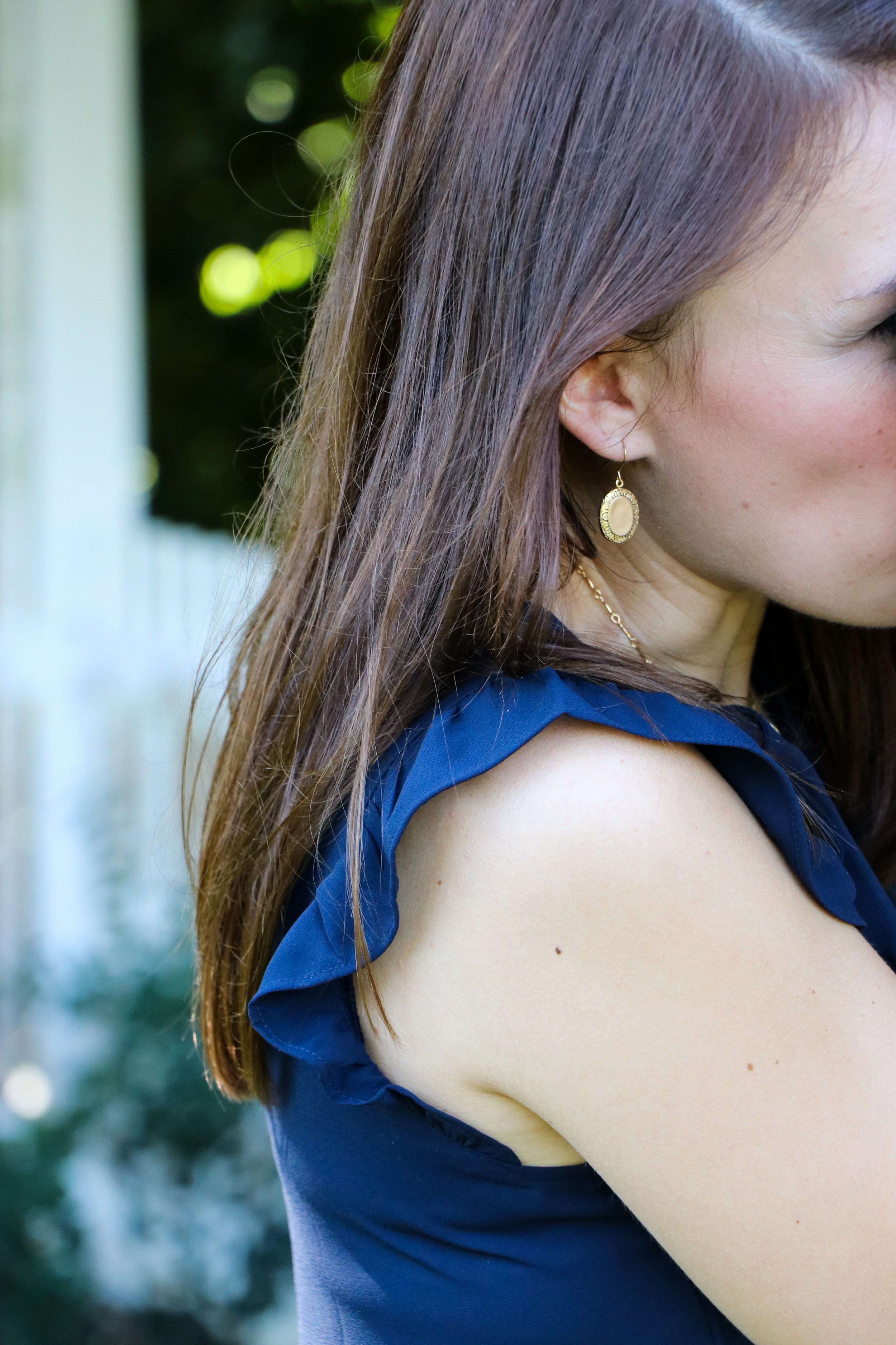 Shop these earrings  HERE .