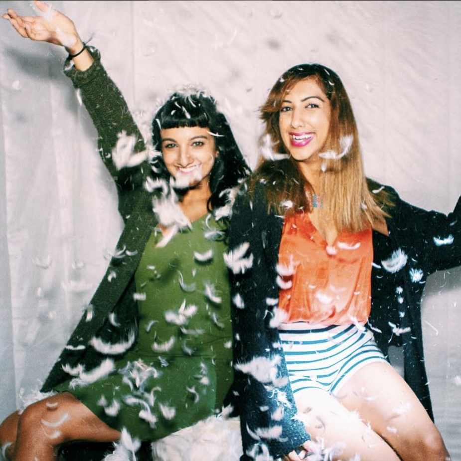 Each fantastical room at Meredith Collective's 'Keeping Up With The Joneses' pop-up revealed a new delight, including a giant dishwasher room, a fabulous disco launderette and a feather-filled pillow fight.