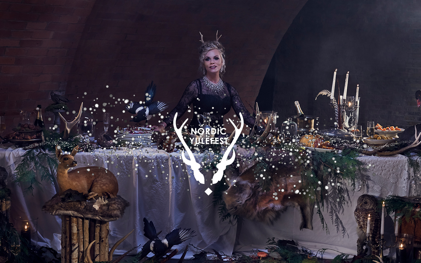 Meredith Collective creates an enchanting Nordic Yulefest celebrating Christmas in style