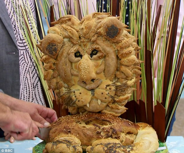 Photo credit: BBC (The Great British Bake Off)