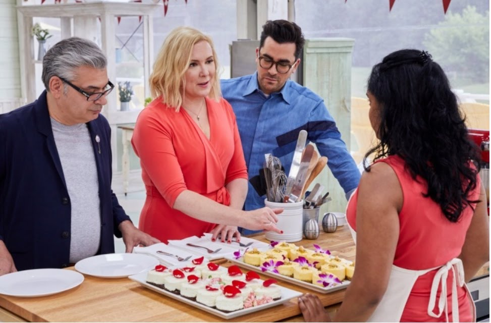 Photo courtesy CBC's The Great Canadian Baking Show