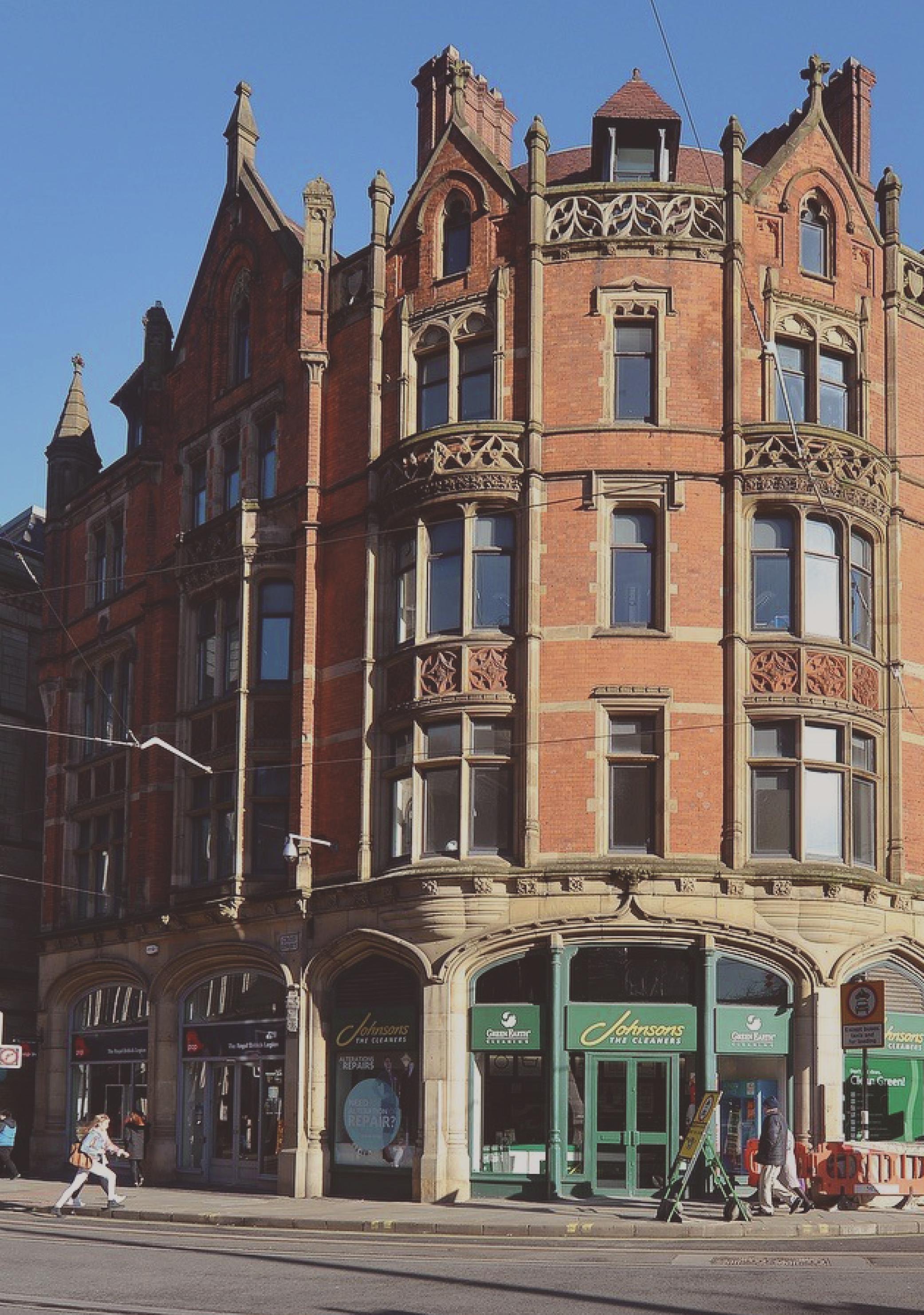 Victoria Buildings -