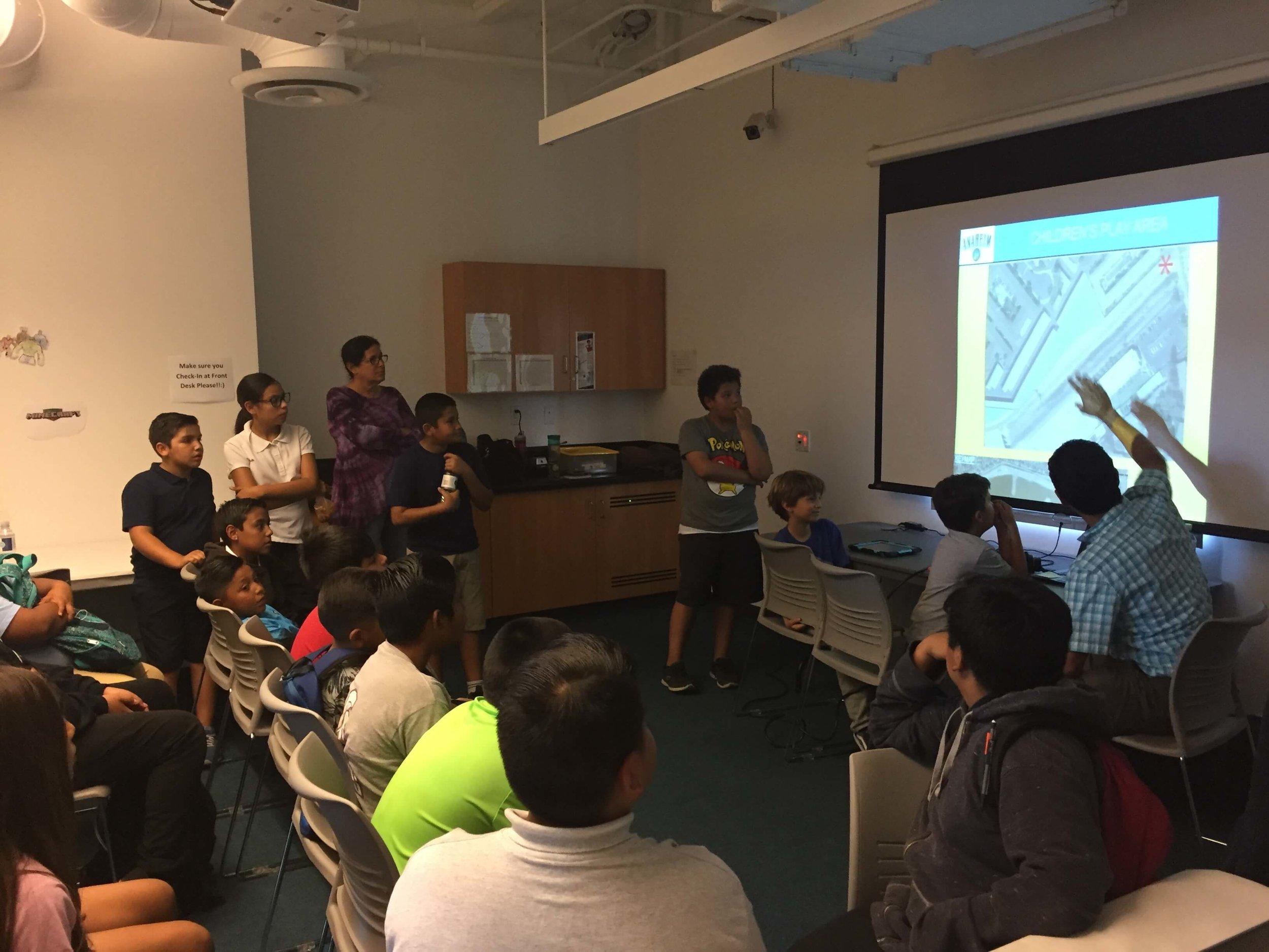 Block by Block Workshop, Anaheim, California Credit: City of Anaheim