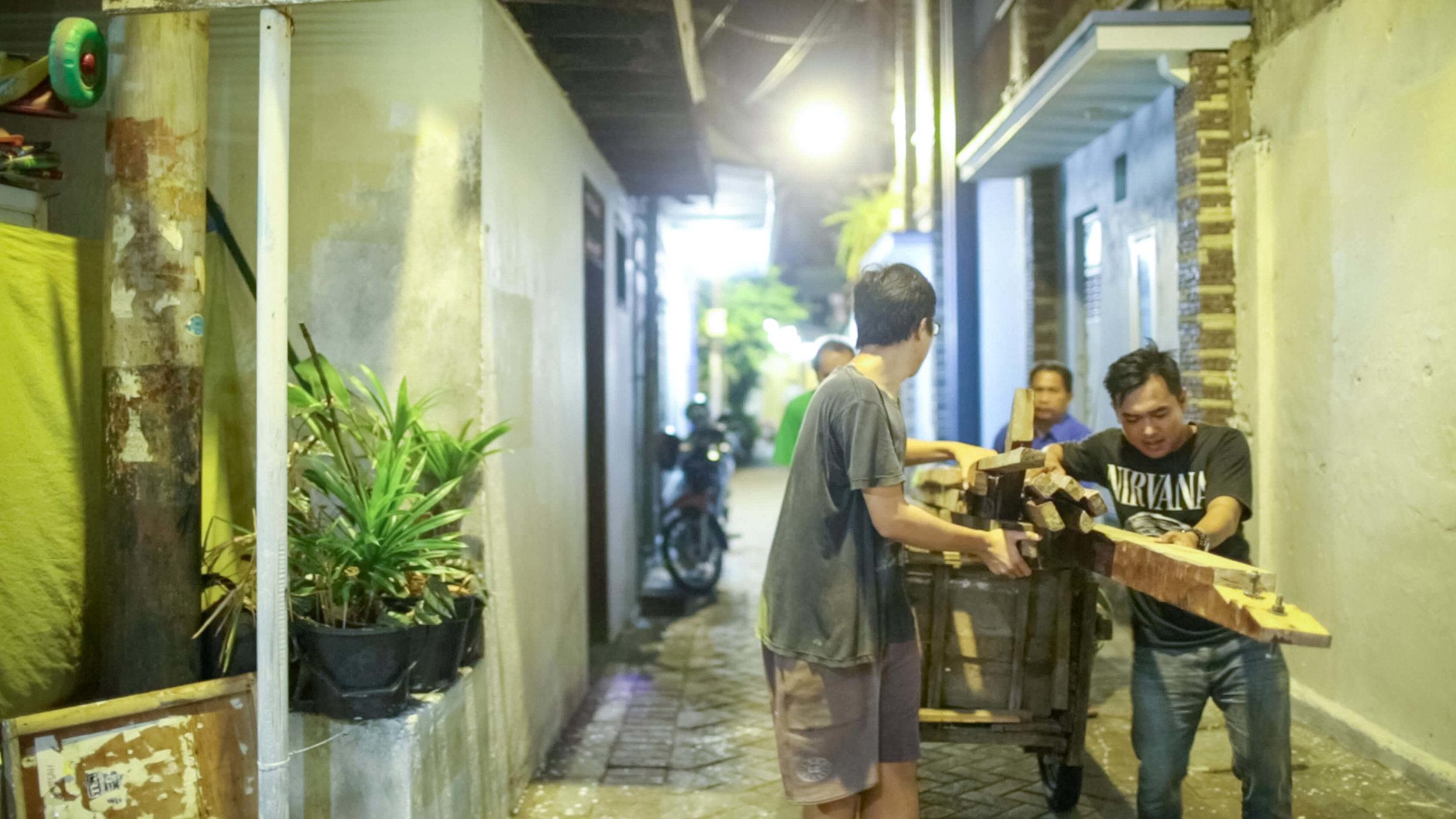 Community build, Surabaya Credit: UCLG-ASPAC