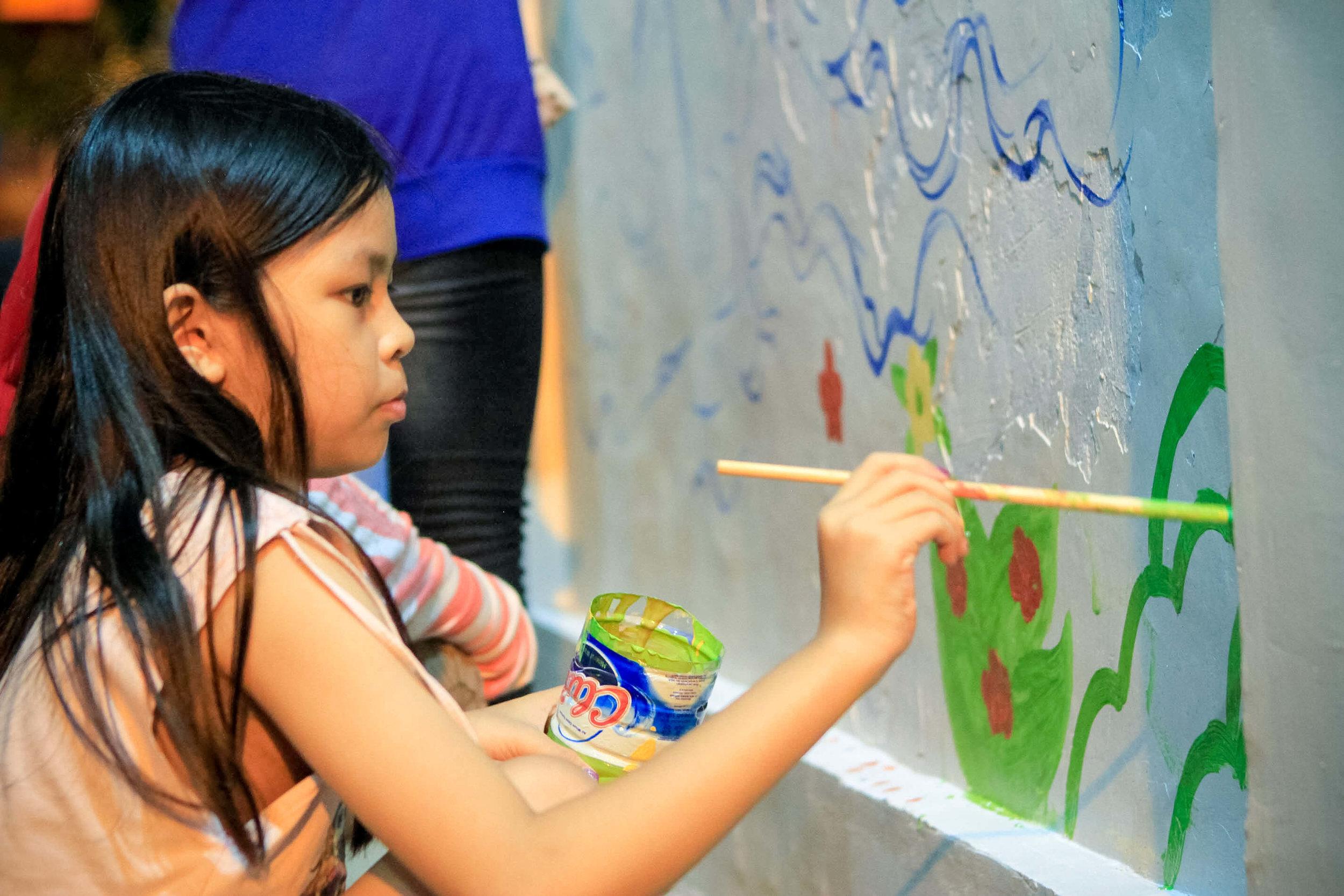Community placemaking, Surabaya Credit: UCLG-ASPAC